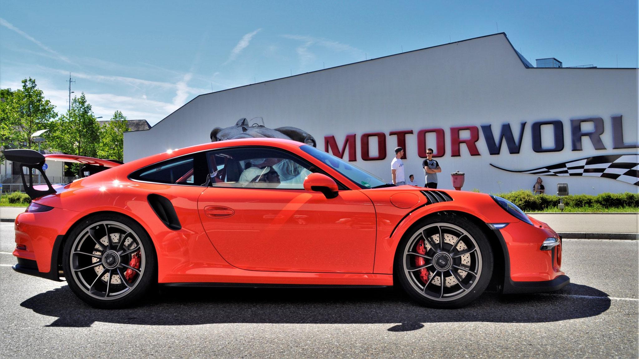 Porsche 911 GT3 RS - LB-RS-9911