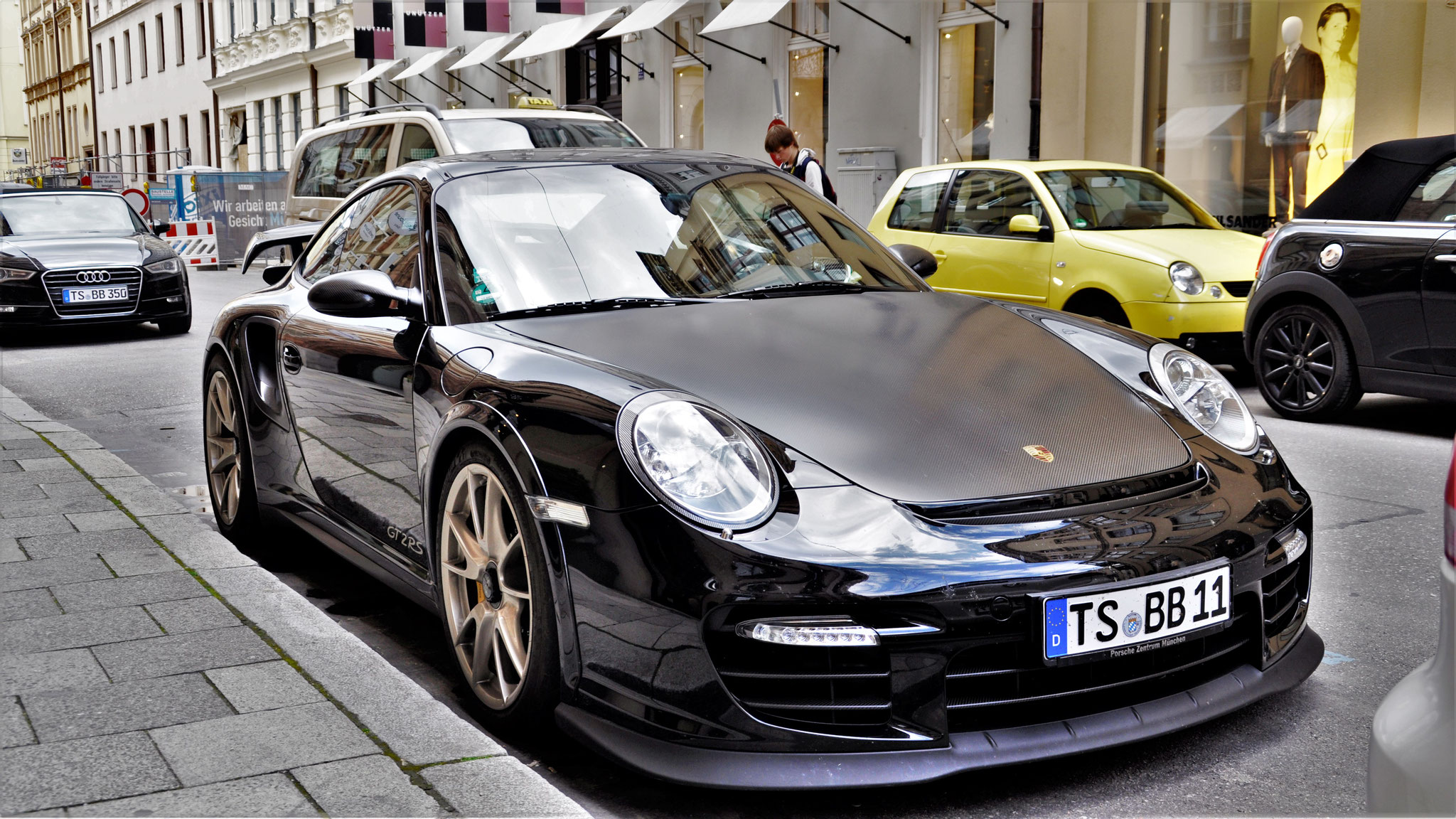 Porsche 911 997 GT2 RS - TS-BB-11