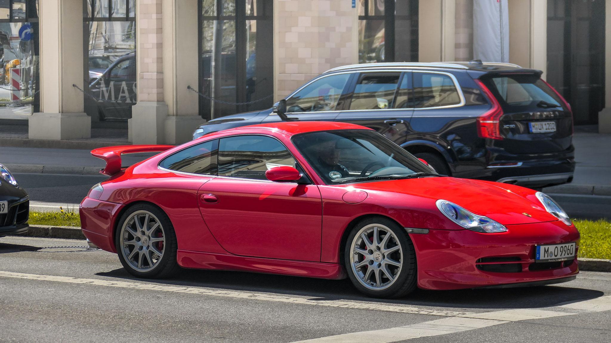 Porsche GT3 996 - M-O-9960