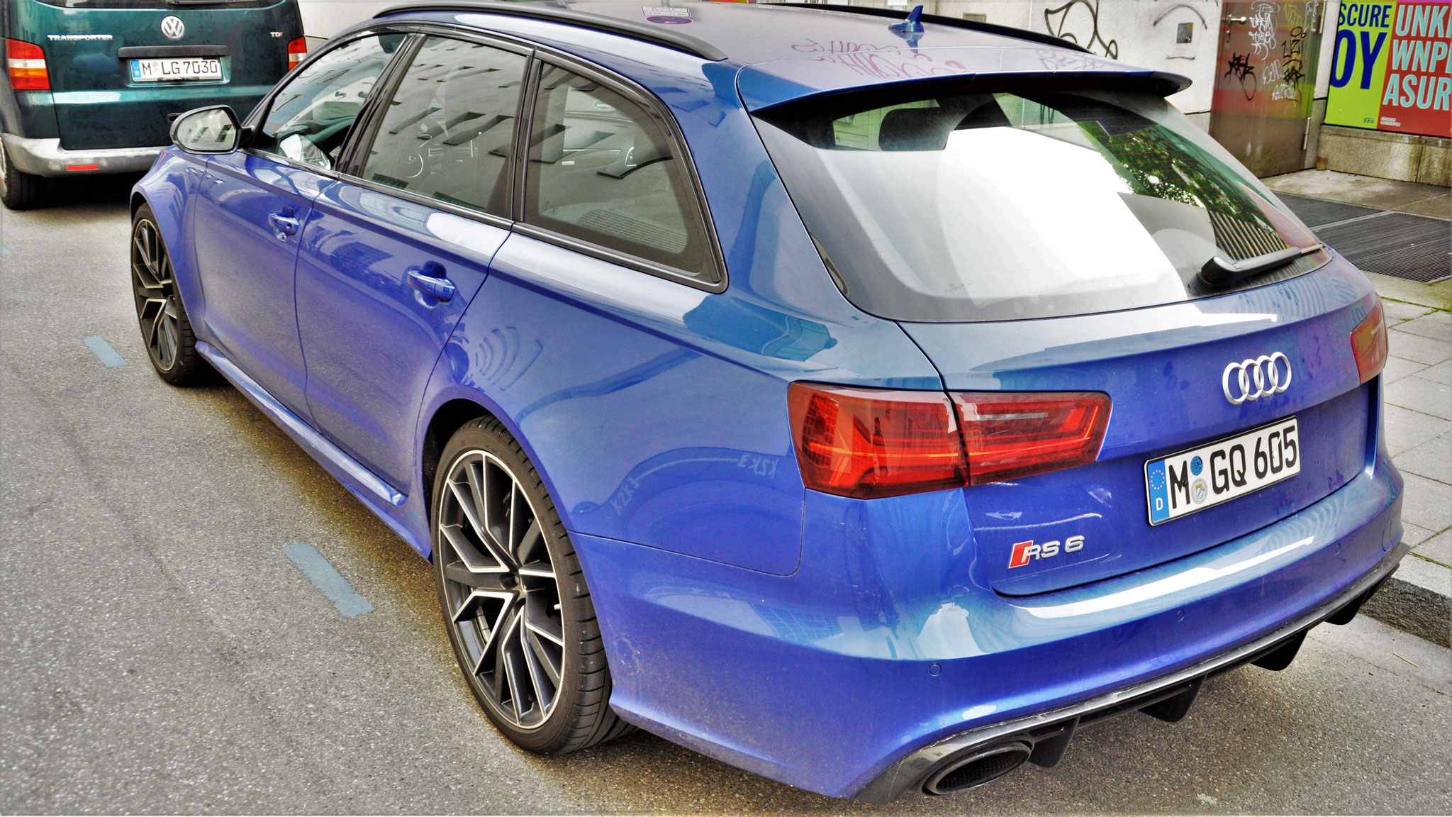 Audi RS6 Performance Nogaro Edition - M-GQ-605