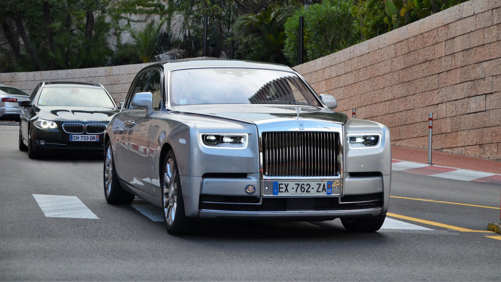 Rolls Royce Phantom - EX-762-ZA-06 (FRA)