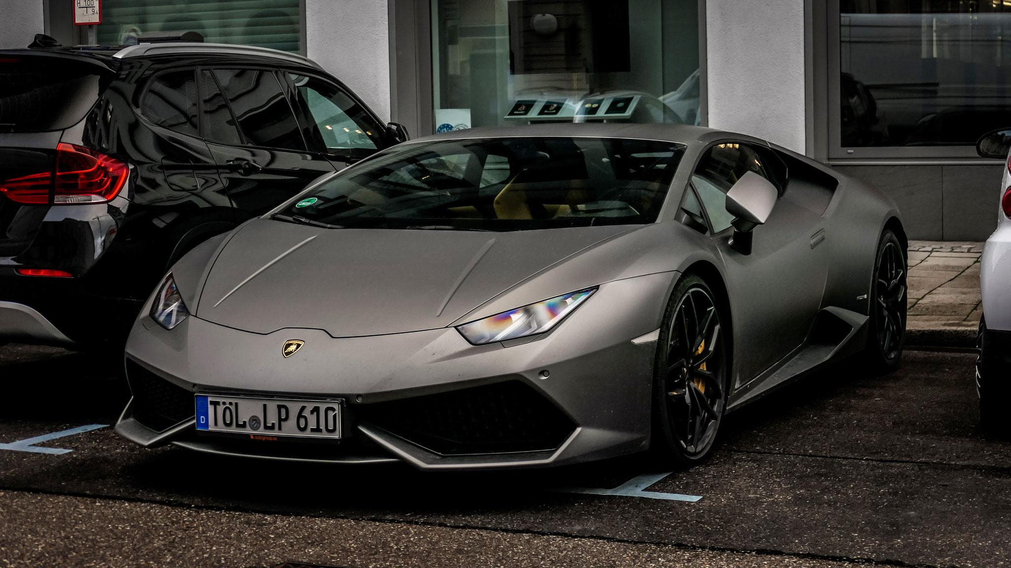 Lamborghini Huracan - TÖL-LP-610