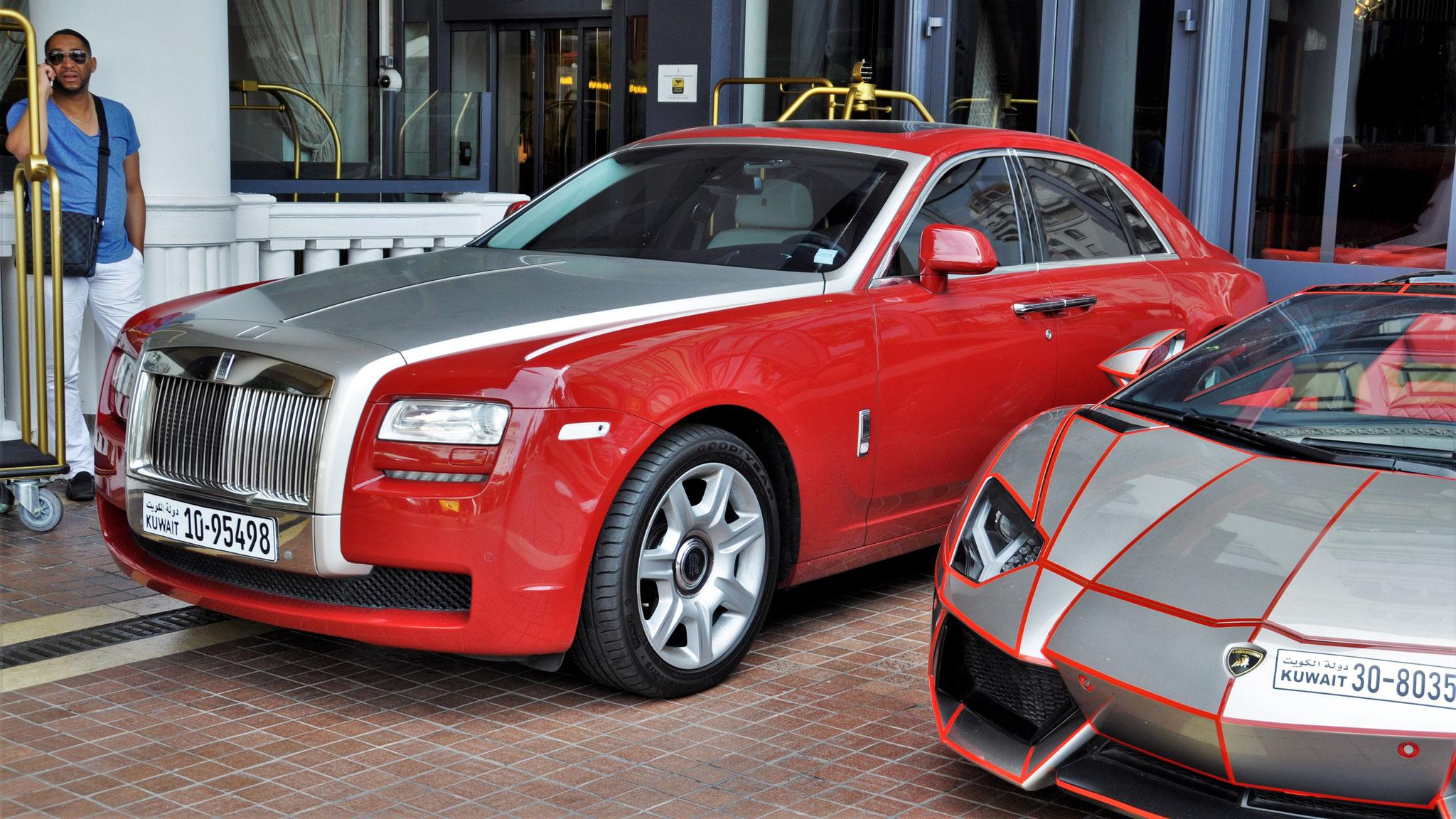 Rolls Royce Ghost - 10-95498 (KWT)