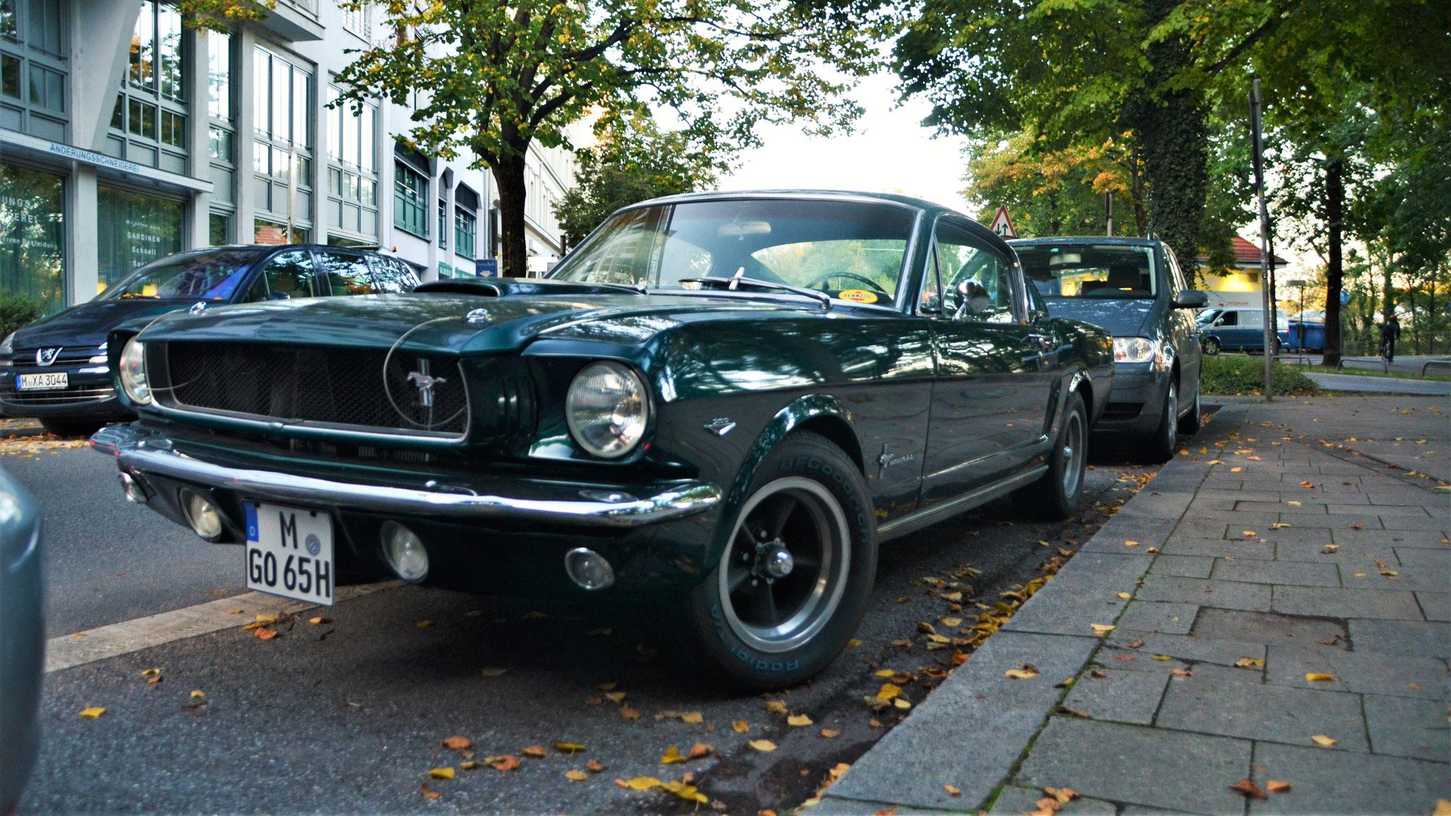 Mustang I - M-GO-65H