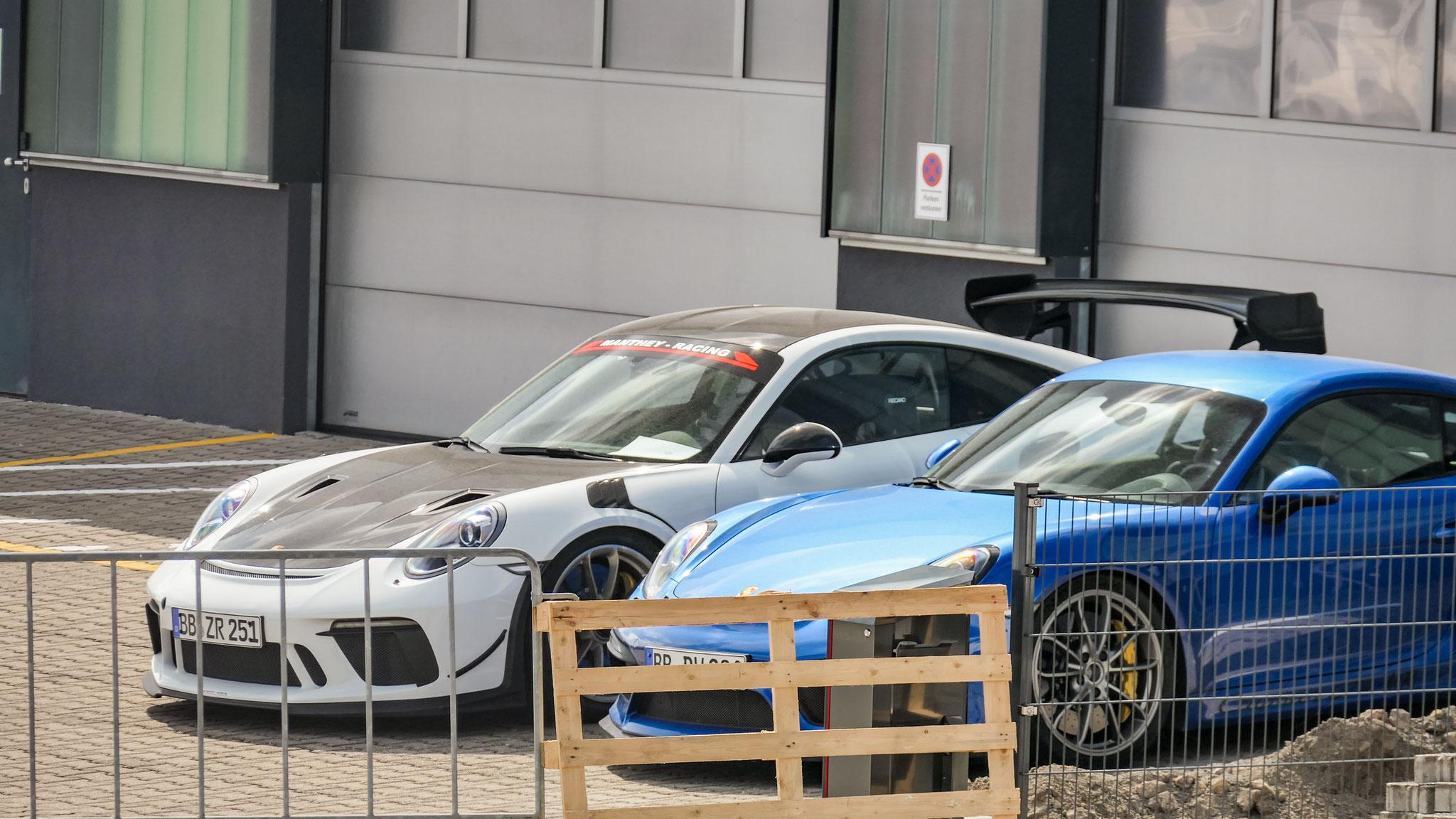 Porsche 911 991.2 GT3 RS - BB-ZR-251