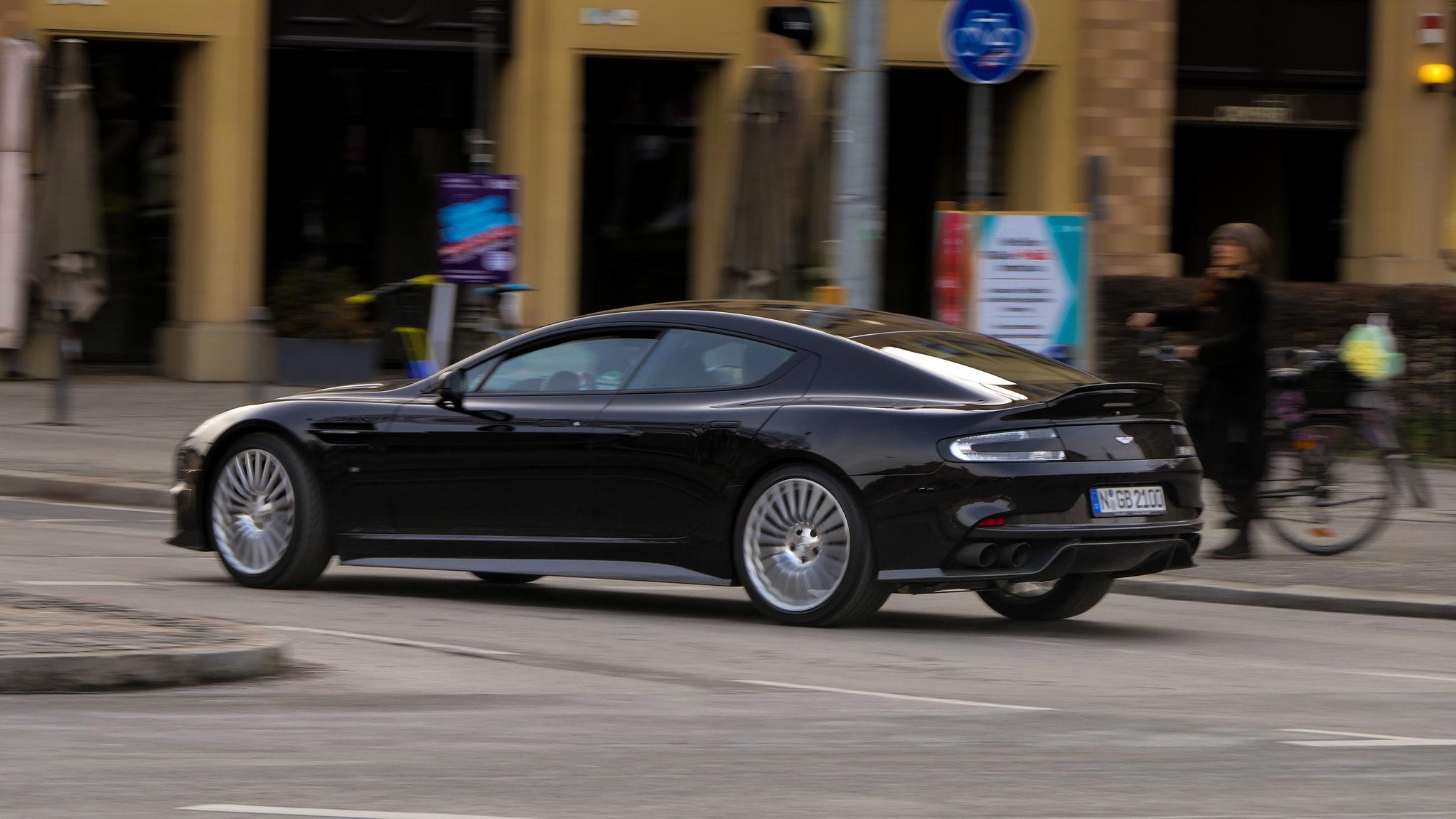 Aston Martin Rapide AMR - N-GB-2100