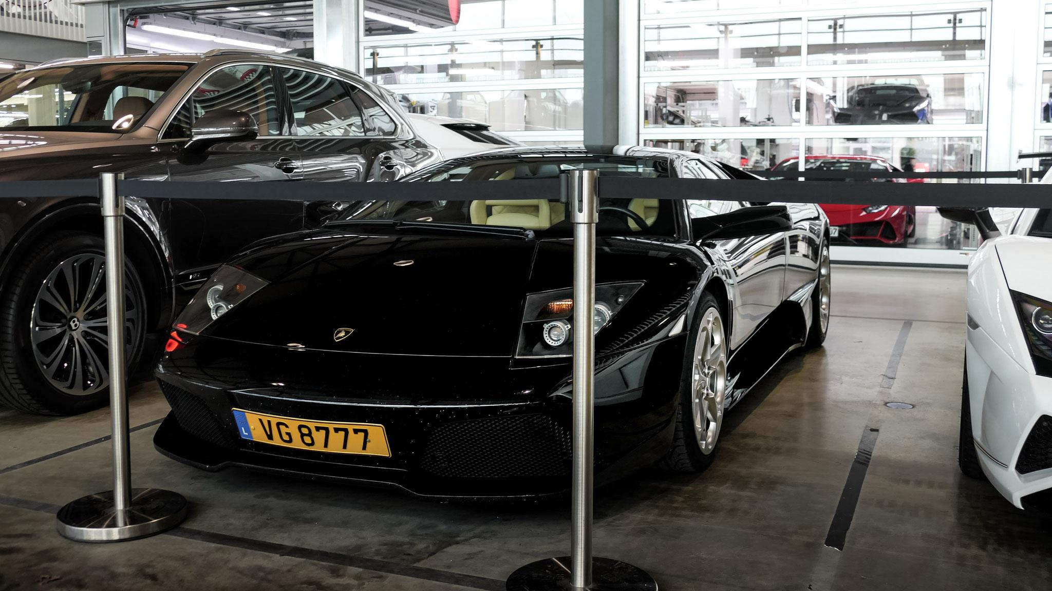 Lamborghini Murcielago - VG-8777 (LUX)