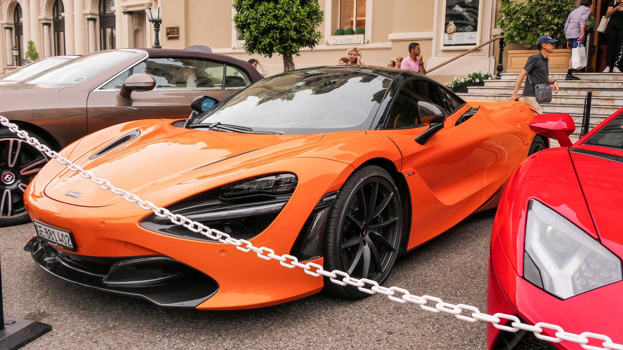 McLaren 720S - GE-881402 (CH)