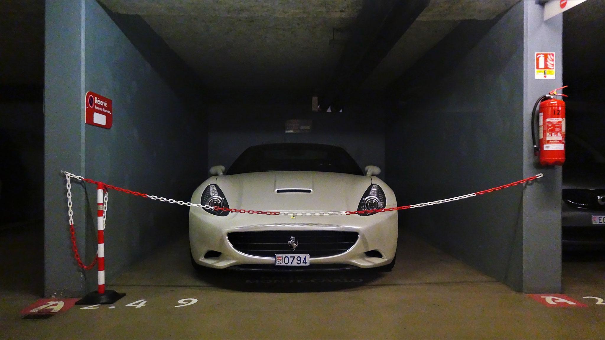 Ferrari California - 0794 (MC)