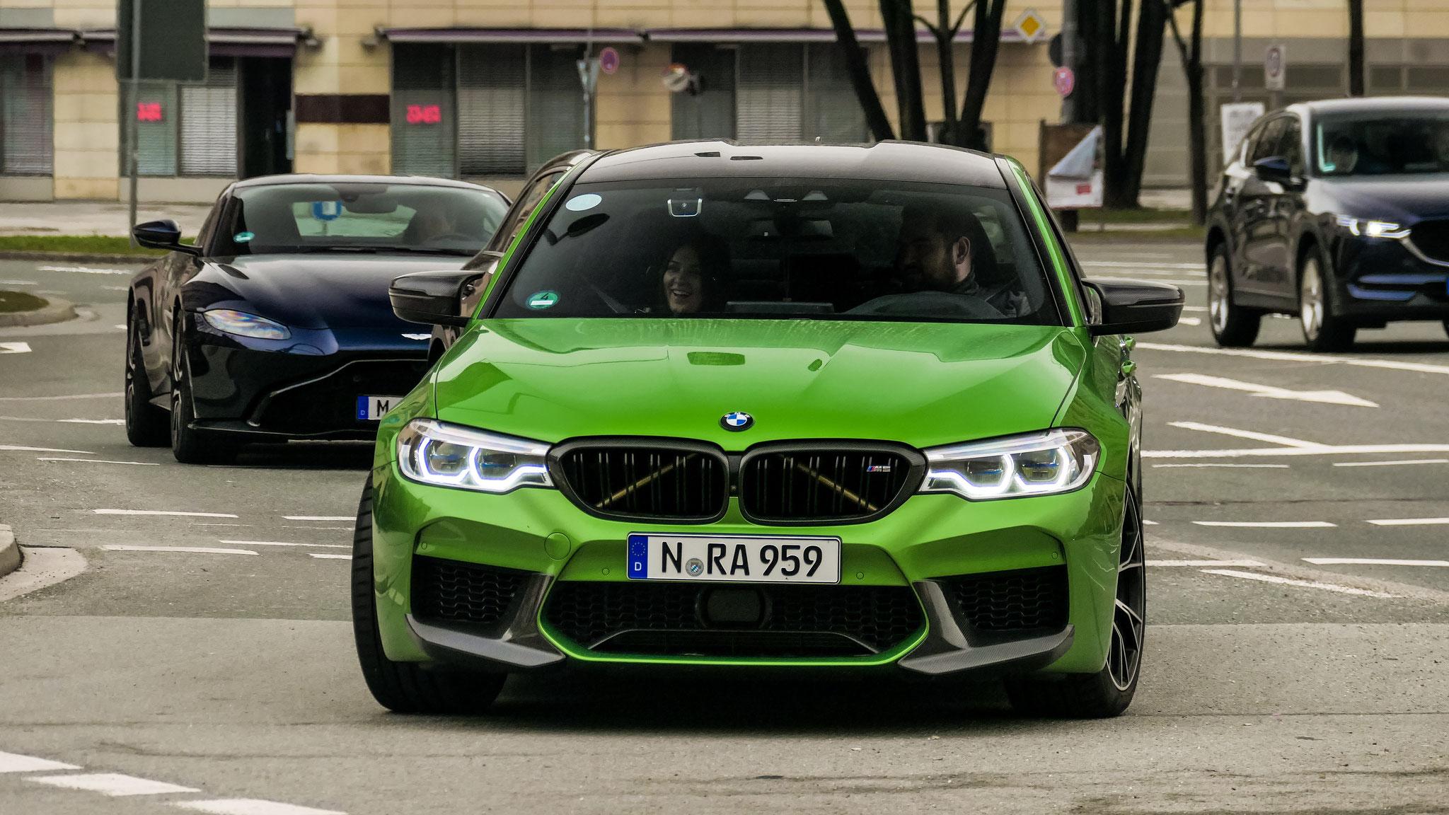 BMW M5 - N-RA-959