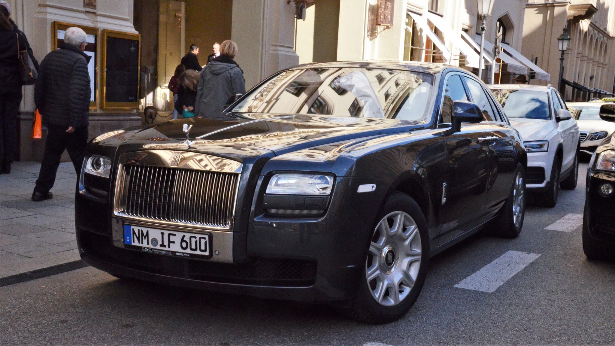 Rolls Royce Ghost - NM-IF-600