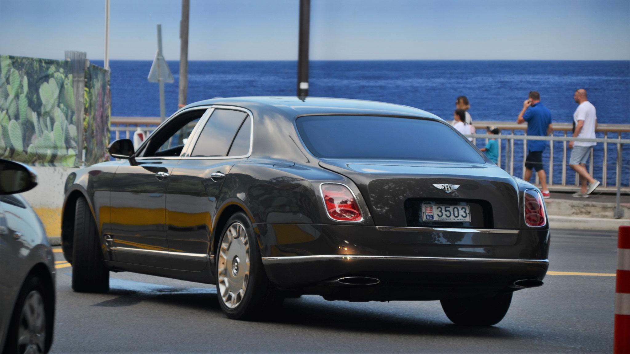 Bentley Mulsanne - 3503 (MC)