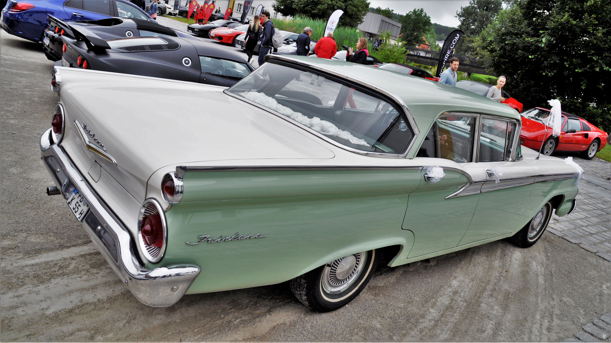 Ford Fairlane - FFB-K-55H