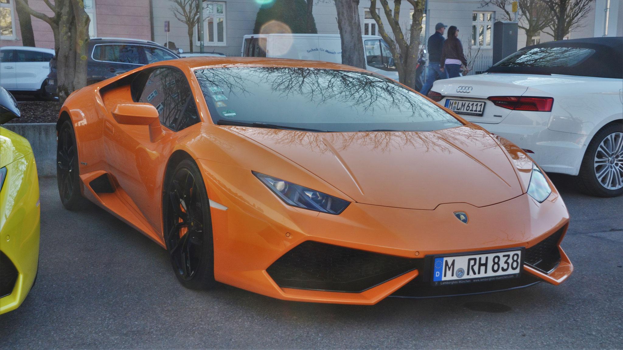 Lamborghini Huracan - M-RH-838