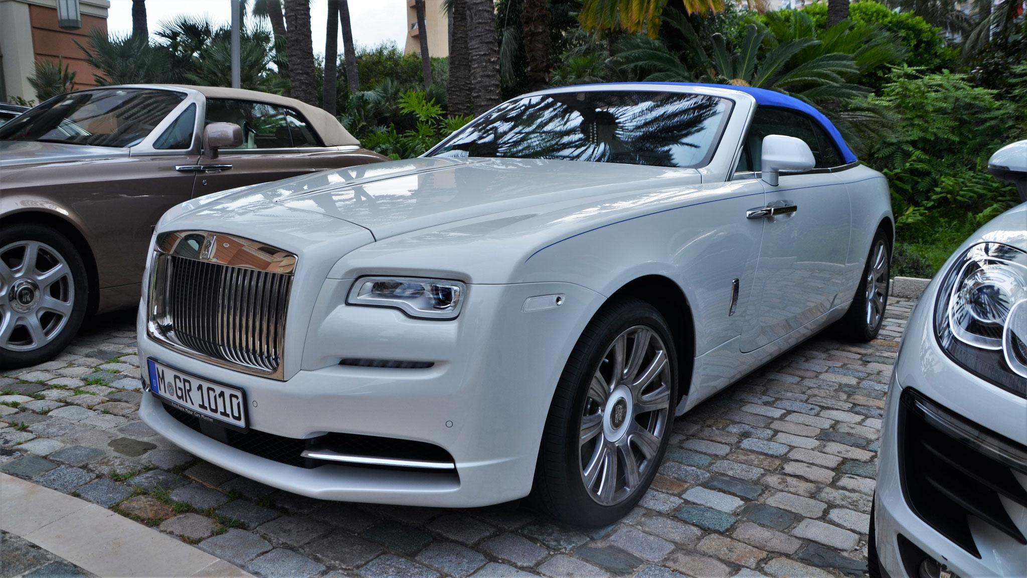 Rolls Royce Dawn - M-GR-1010