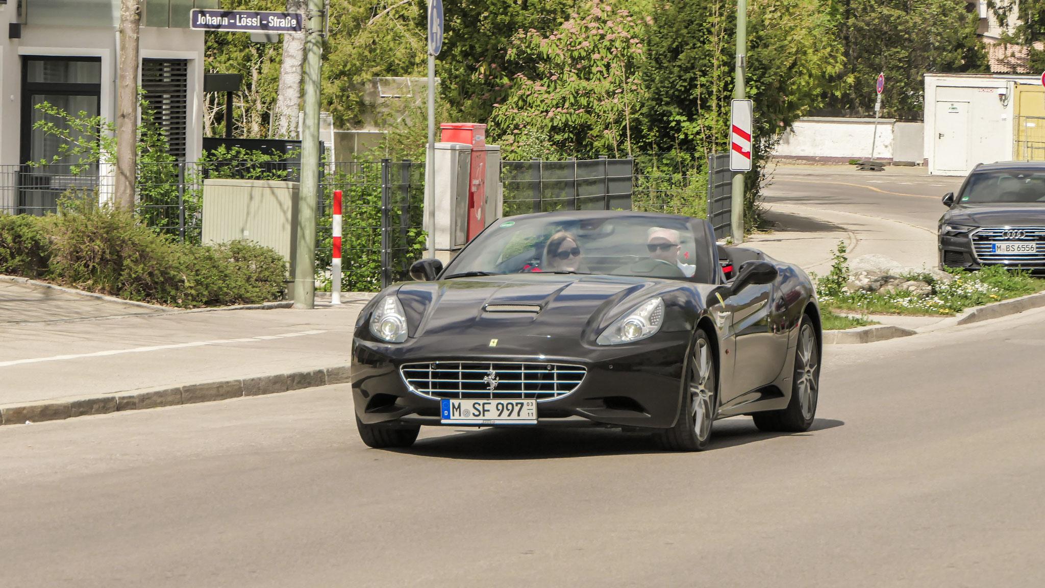 Ferrari California - M-SF-997