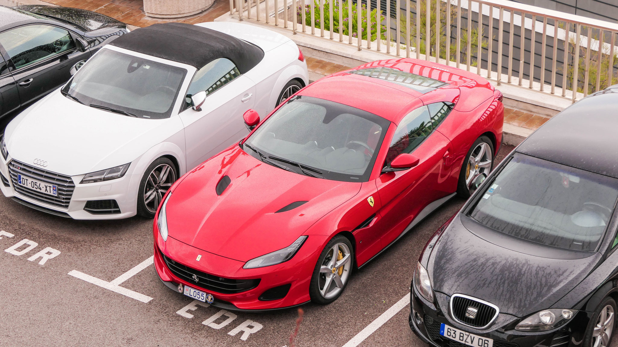 Ferrari Portofino - L055 (MC)