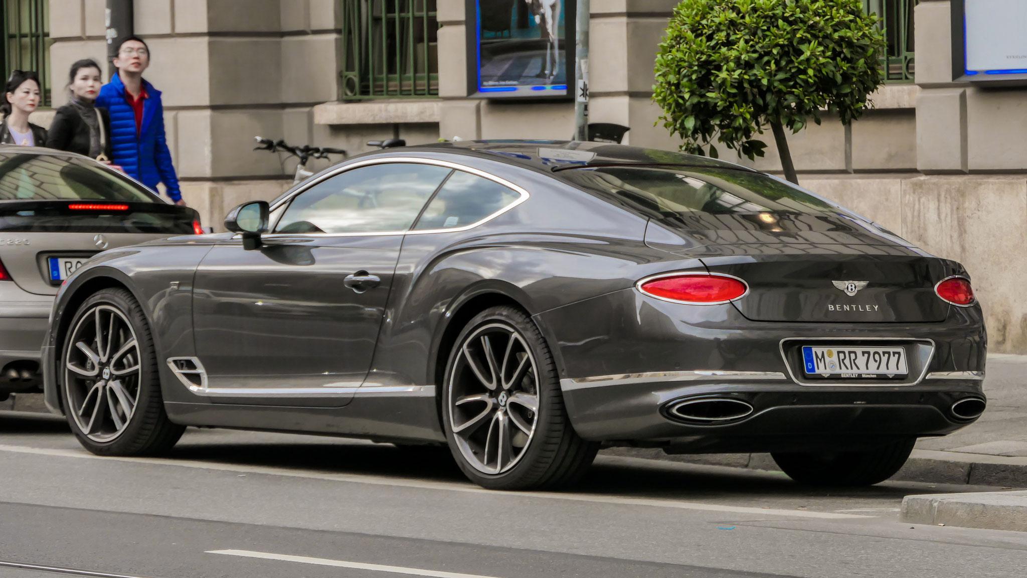 Bentley Continental GT - M-RR-7977