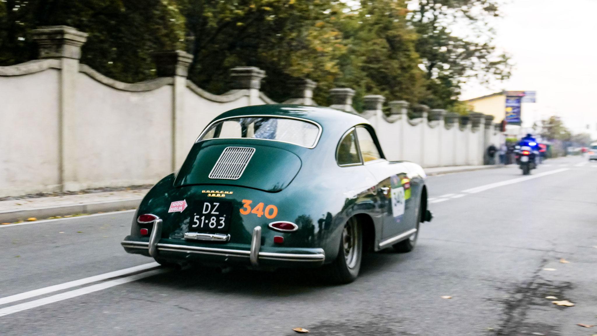 Porsche 356 1600 - DZ-51-83 (NL)