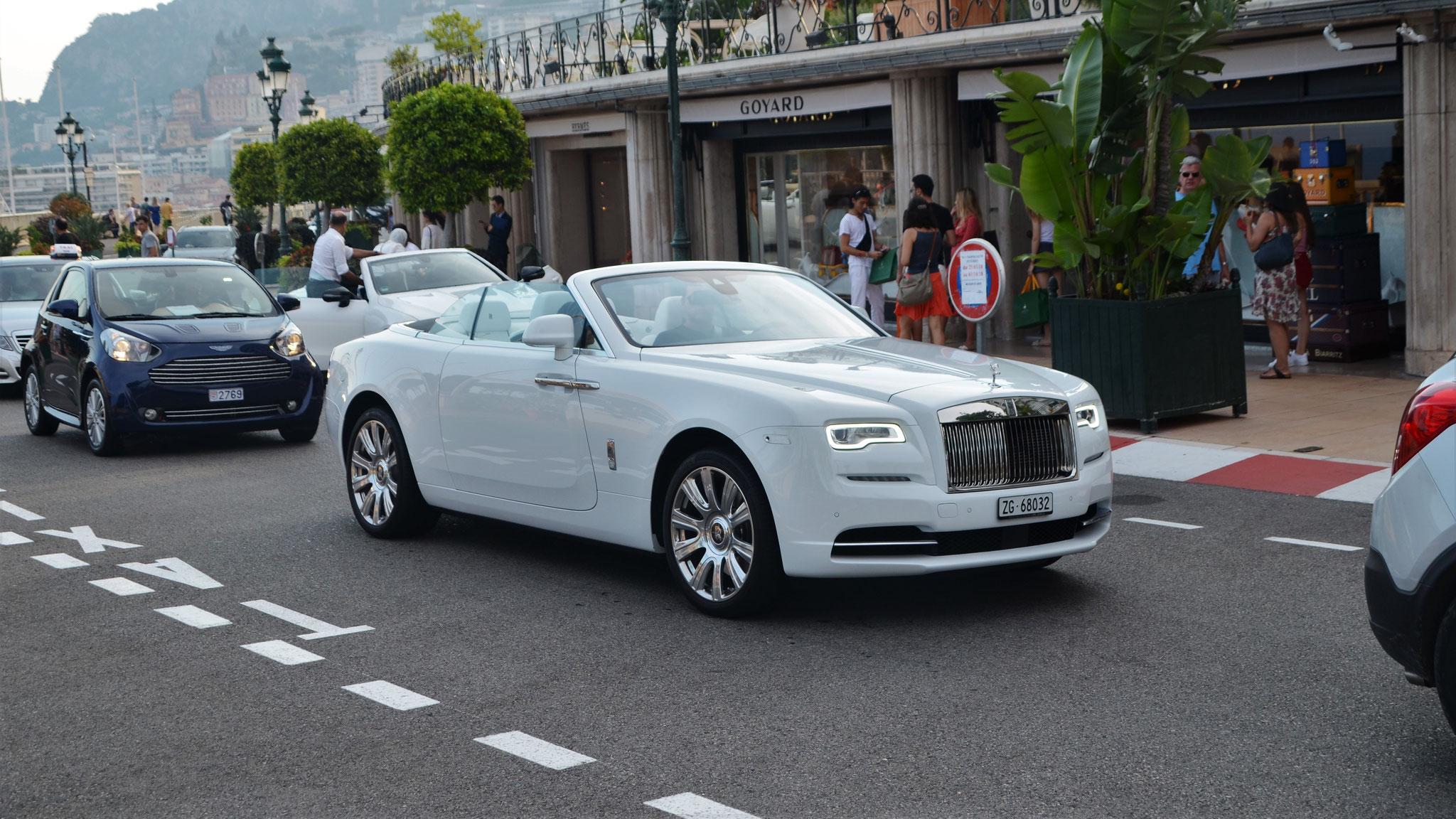 Rolls Royce Dawn - ZG-68032 (CH)