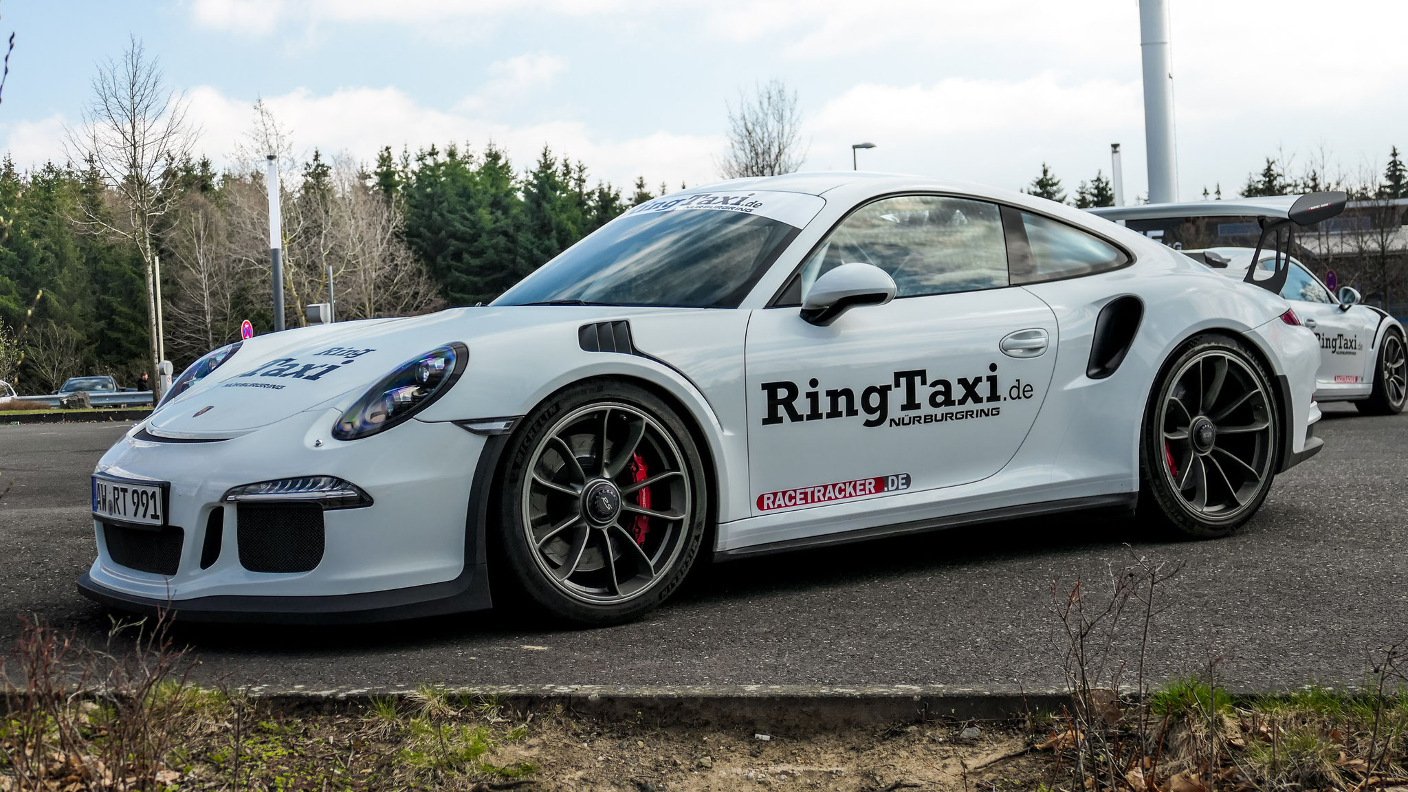 Porsche 911 GT3 RS - AW-RT-991
