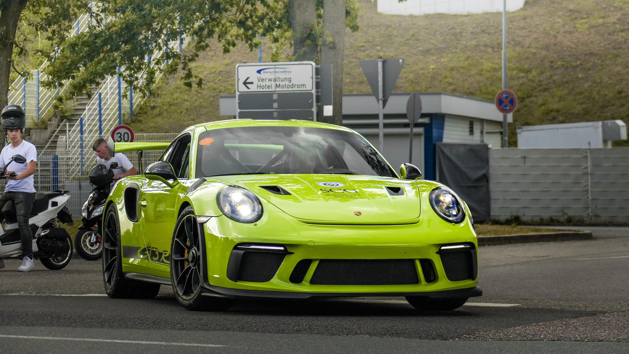Porsche 911 991.2 GT3 RS - HM-44 (DK)