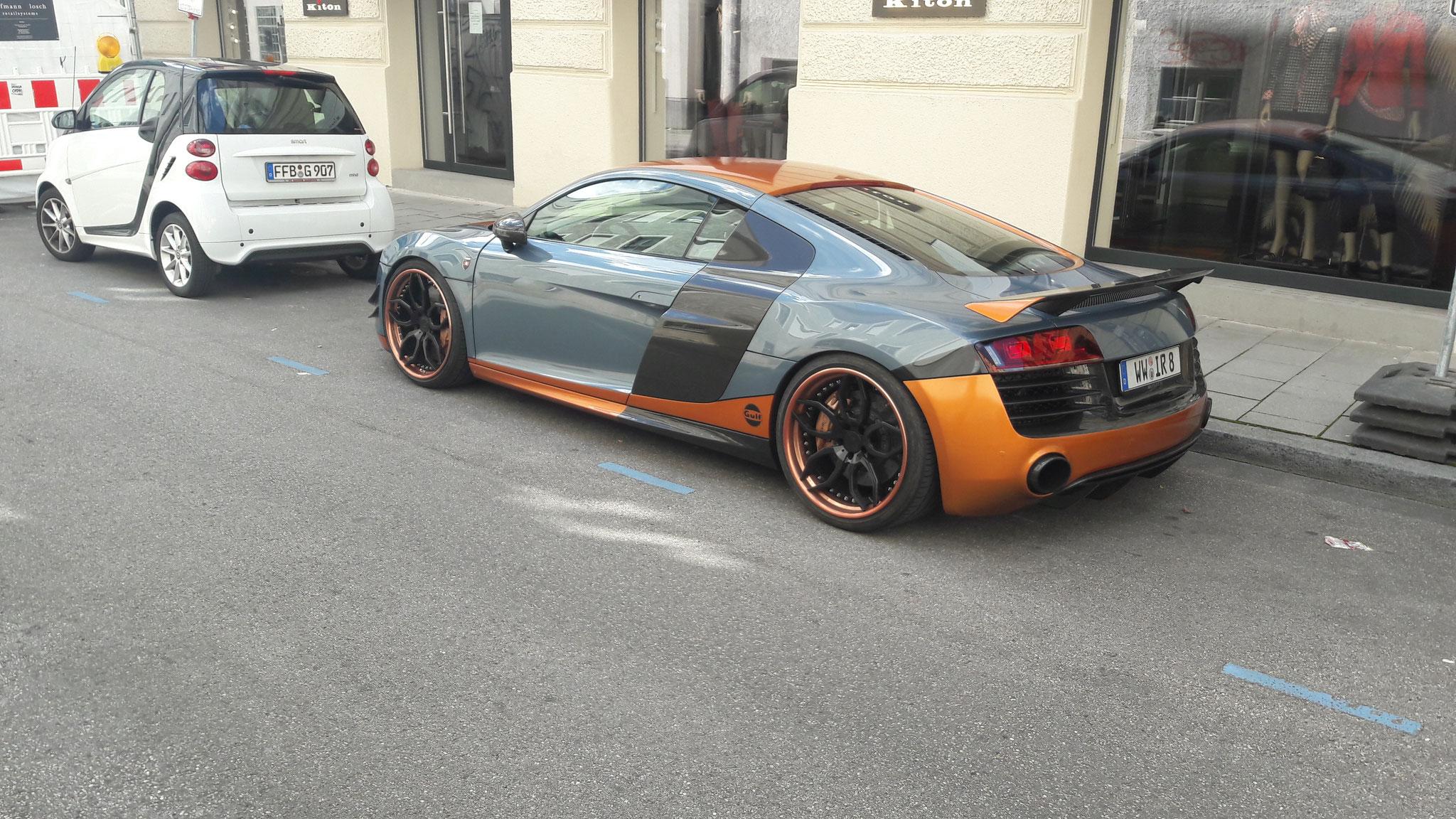 """Audi R8 """"Gulf"""" - WW-IR-8"""