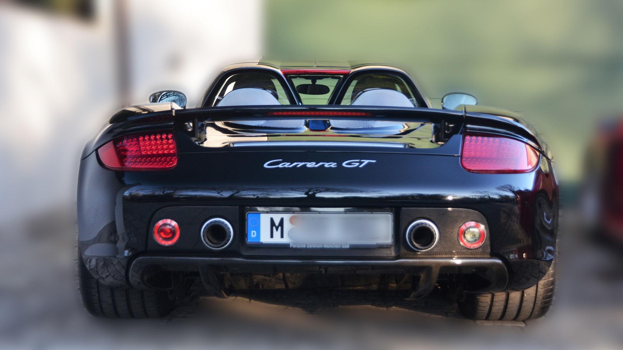 Porsche Carrera GT - M-YR-XXX