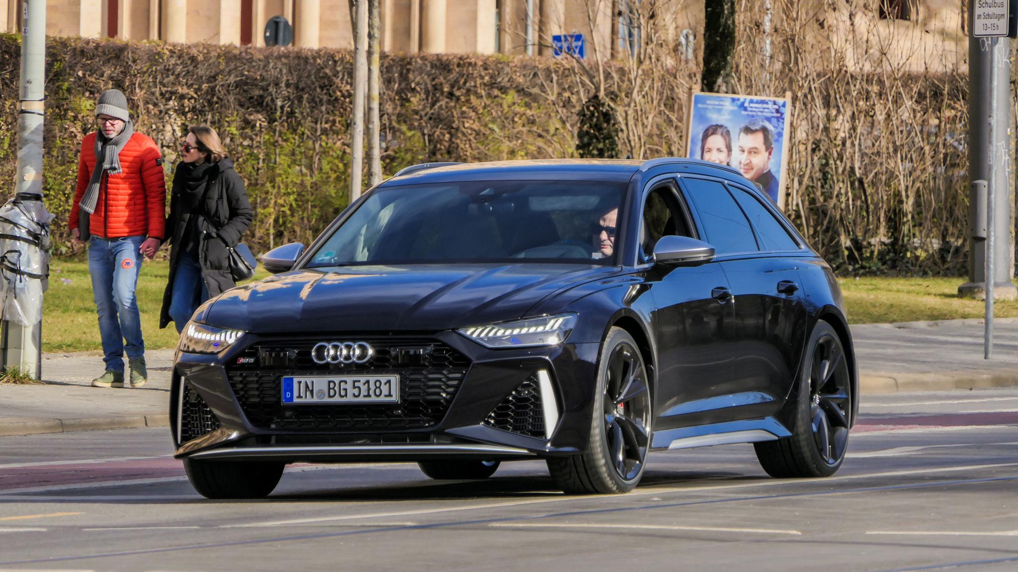 Audi RS6 - IN-BG-5181