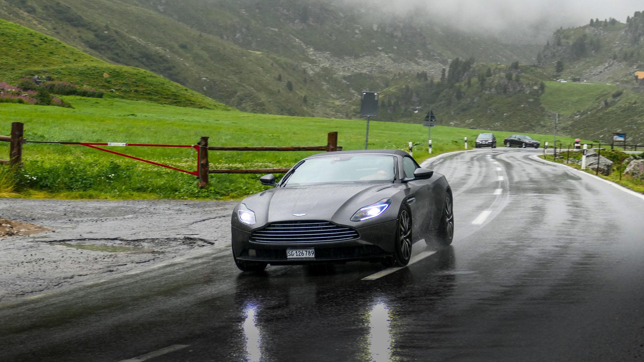 Aston Martin DB11 - SG-126789 (CH)
