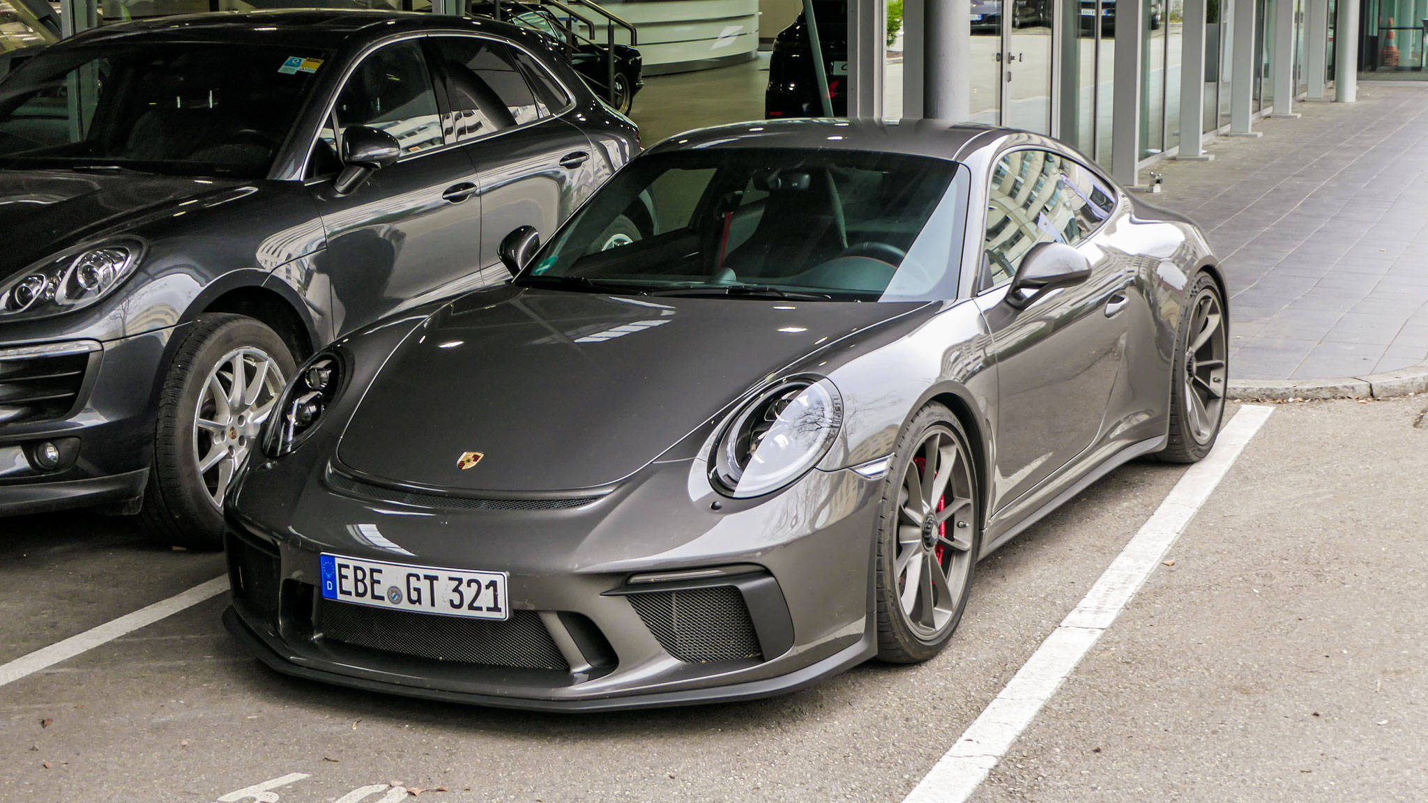 Porsche 991 GT3 Touring Package - EBE-GT-321