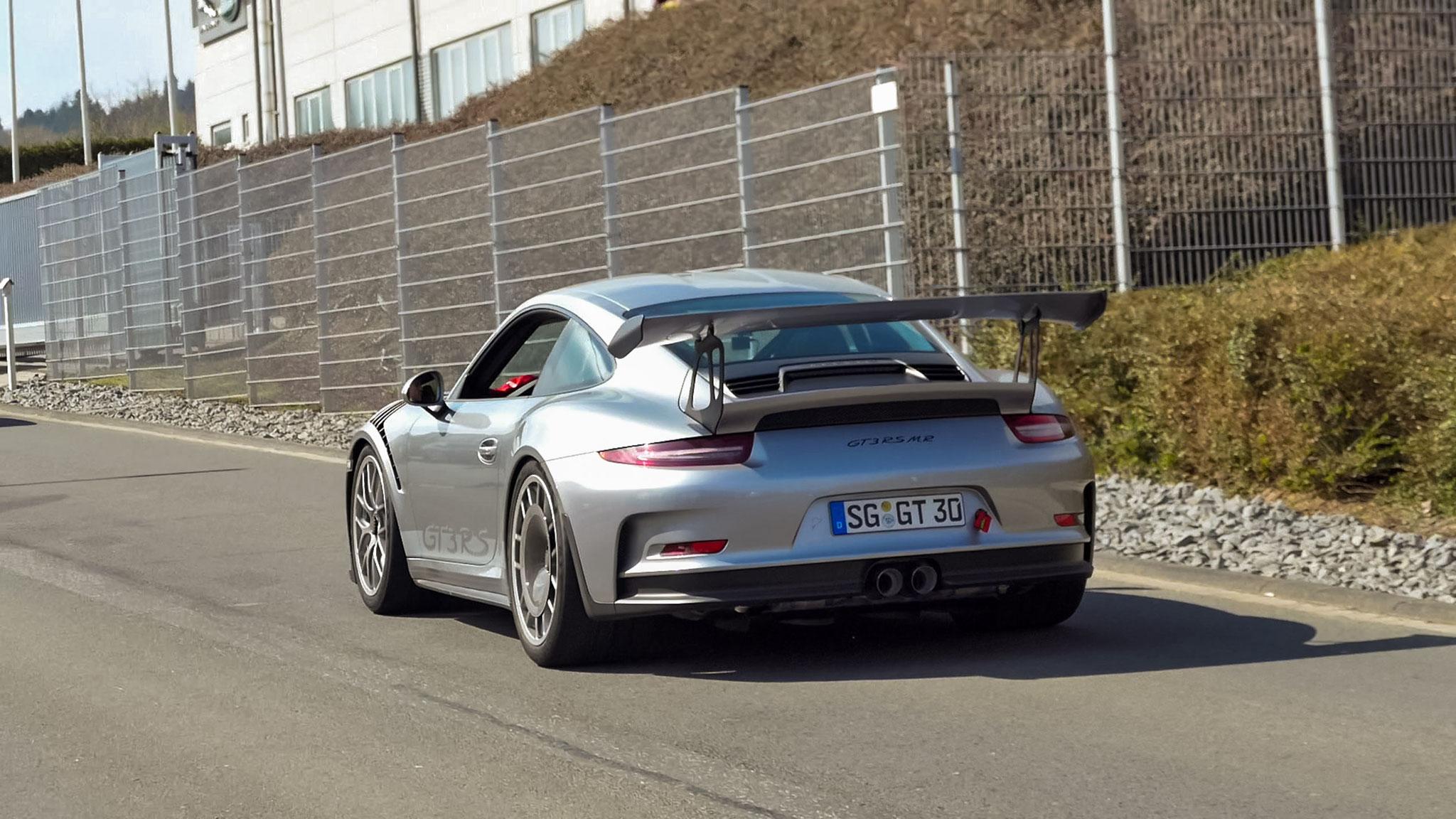Porsche 911 GT3 RS - SG-GT-30