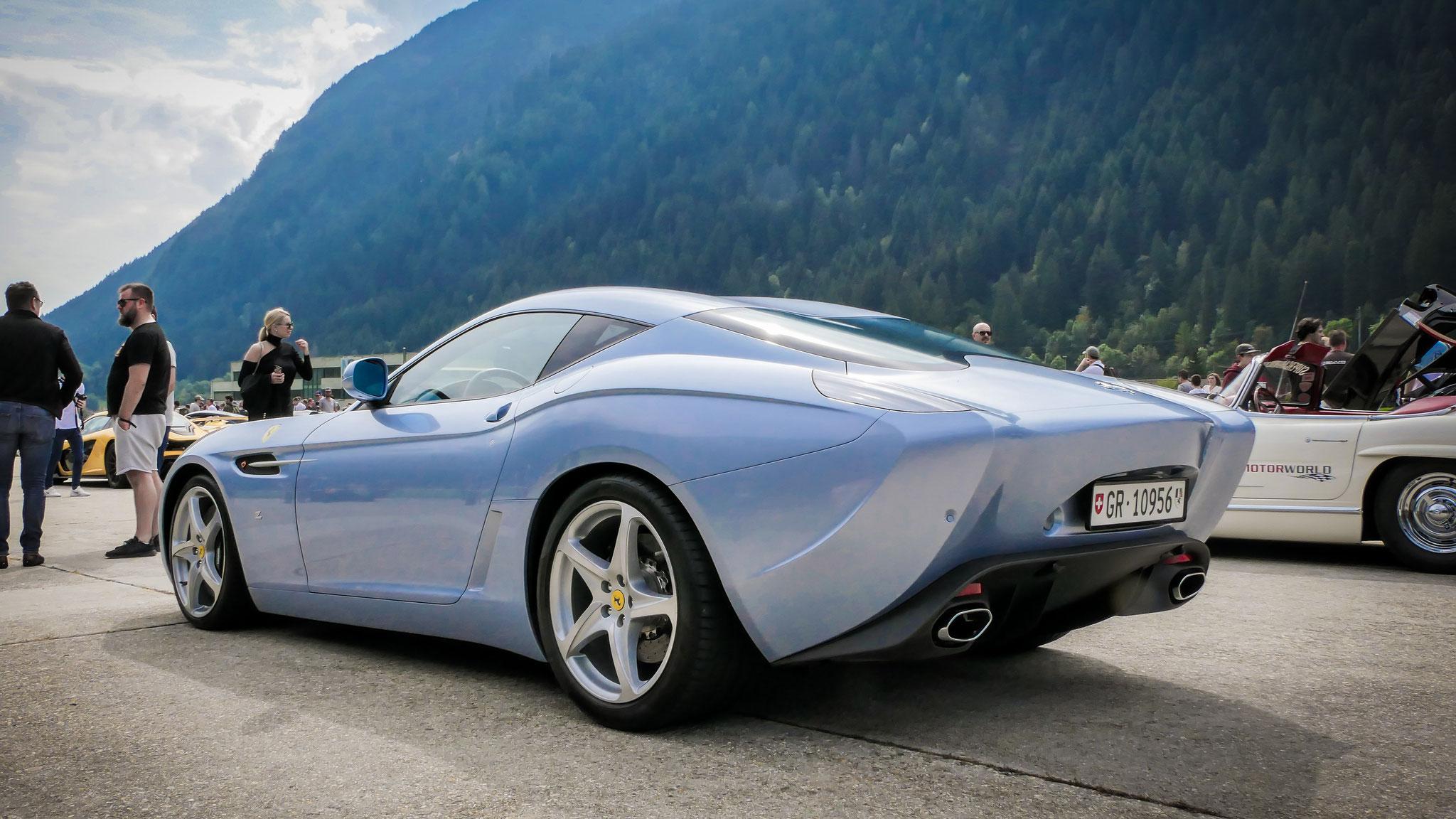 Ferrari 599 Nibbio Zagato - GR-10956 (CH)