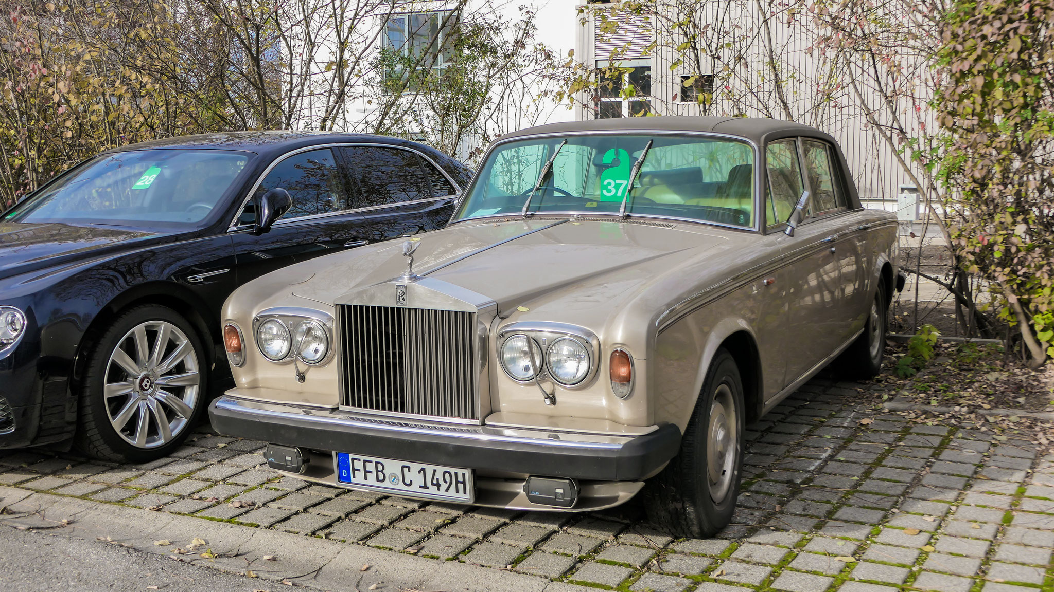 Rolls Royce Silver Shadow - FFB-C-149H