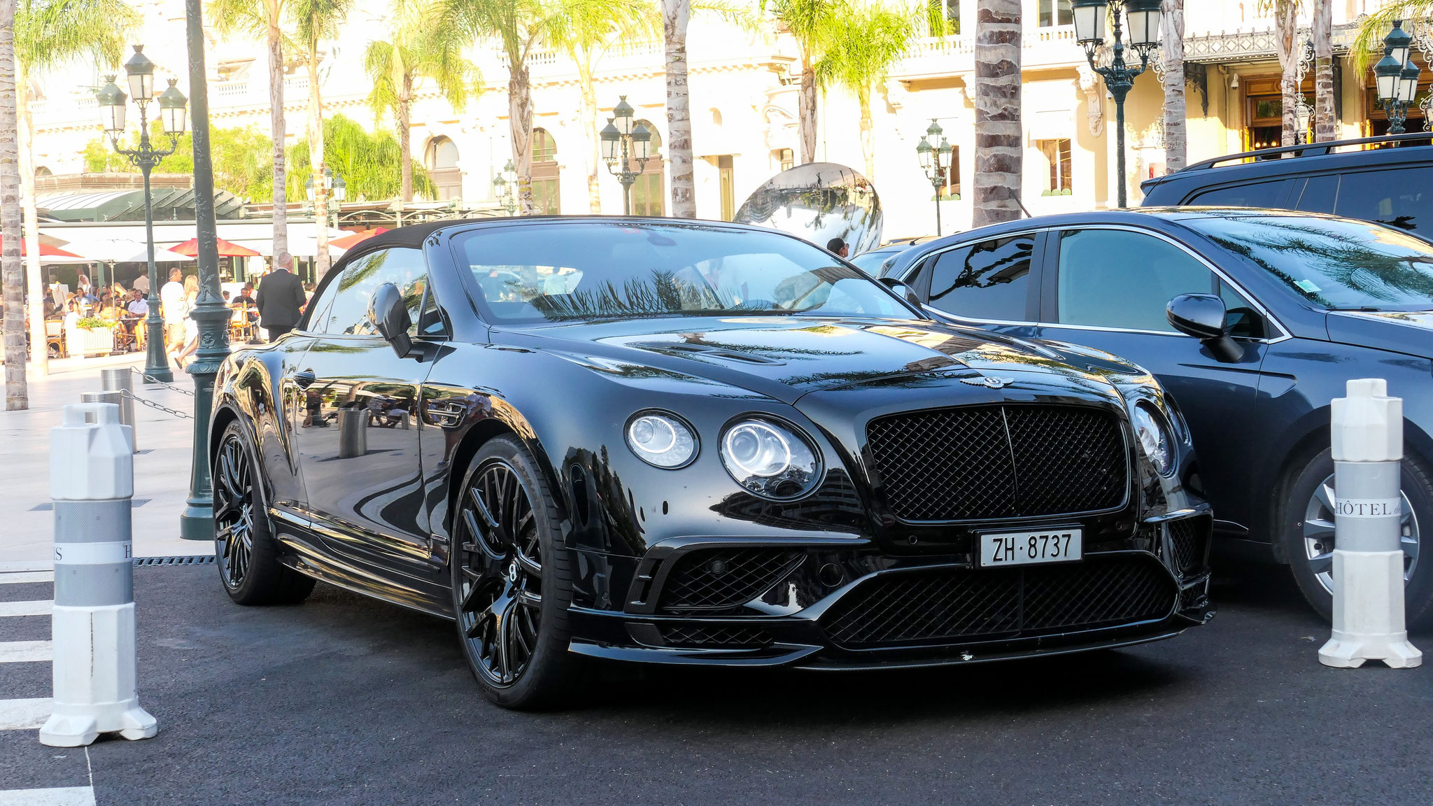 Bentley Continental GTC  Supersports - ZH-8737 (CH)