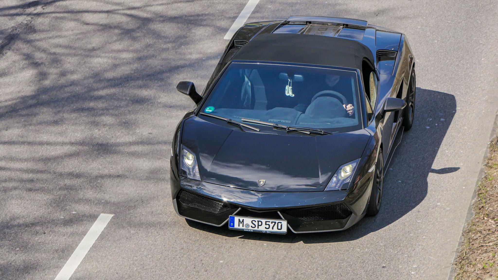 Lamborghini Gallardo LP 550 Spyder - M-SP-570