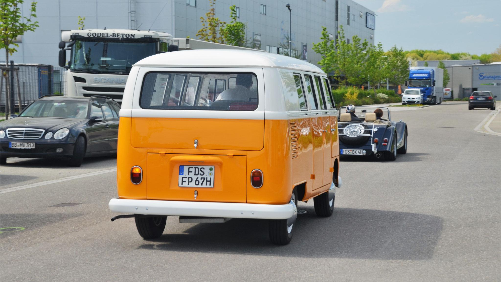 VW T1 - FDS-FP-67H