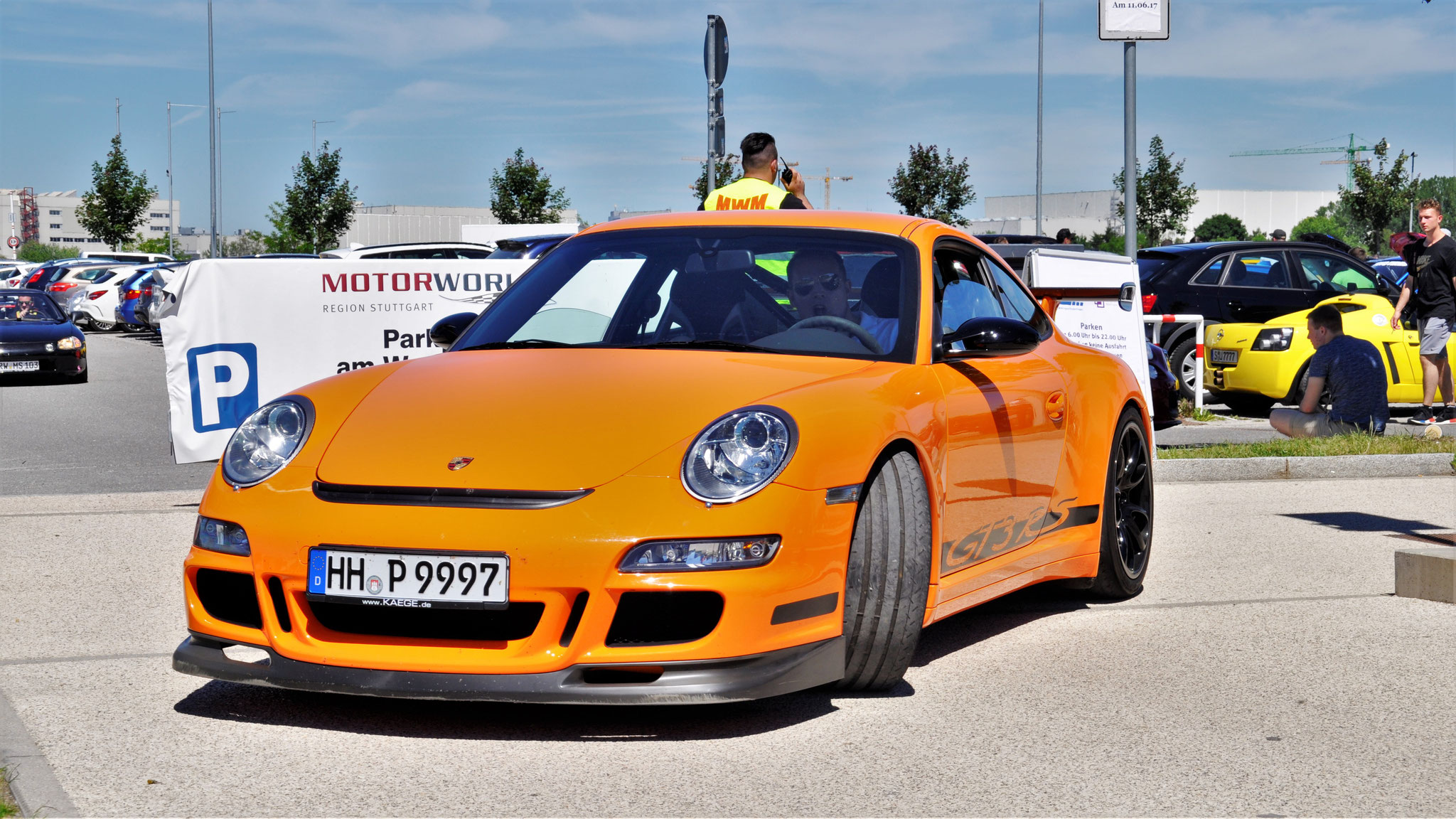 Porsche 911 GT3 RS - HH-P-9997