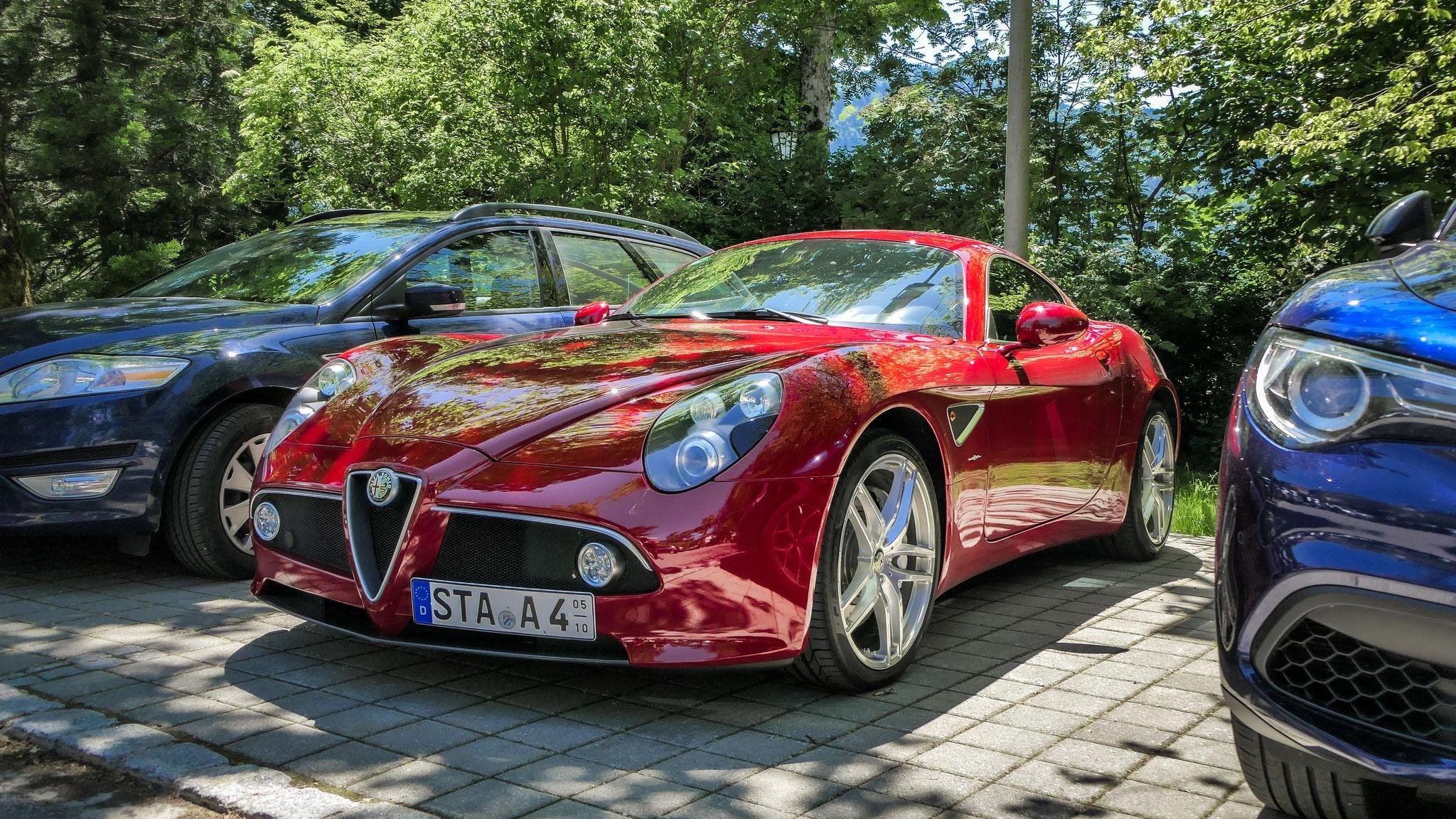 Alfa Romeo 8C - STA-A-4