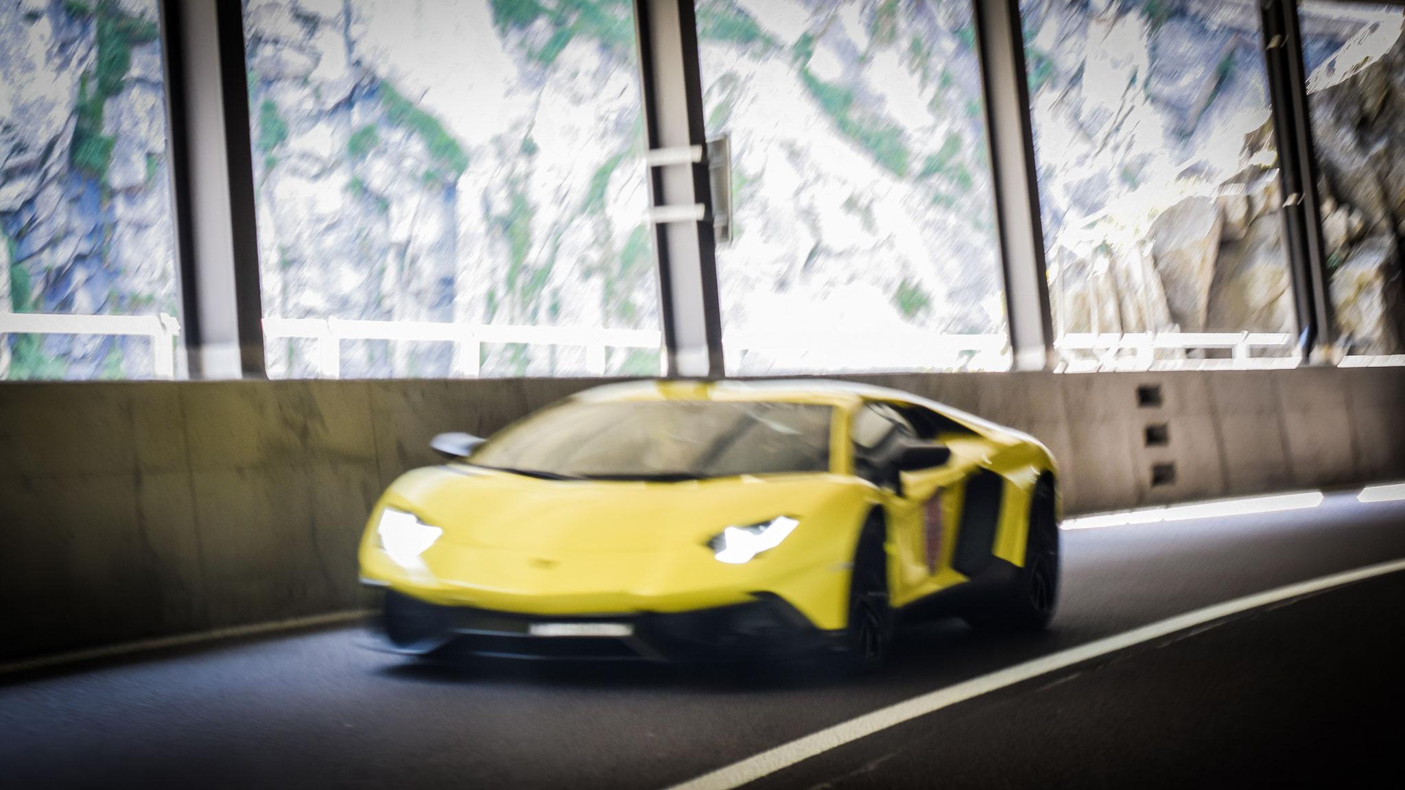 Lamborghini Aventador 50th Anniversary - TI-60077 (CH)