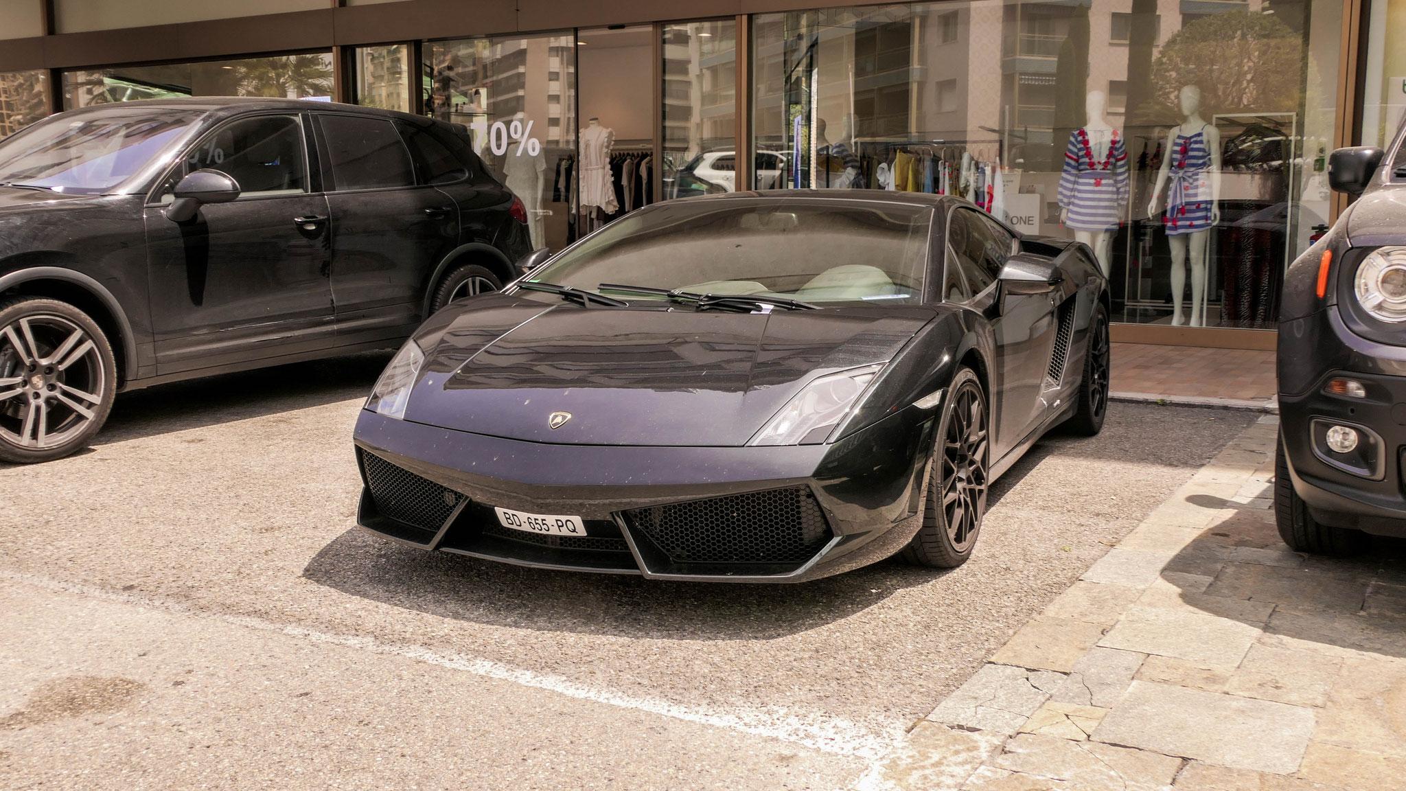 Lamborghini Gallardo Coupé - BD-655-PQ (ITA)