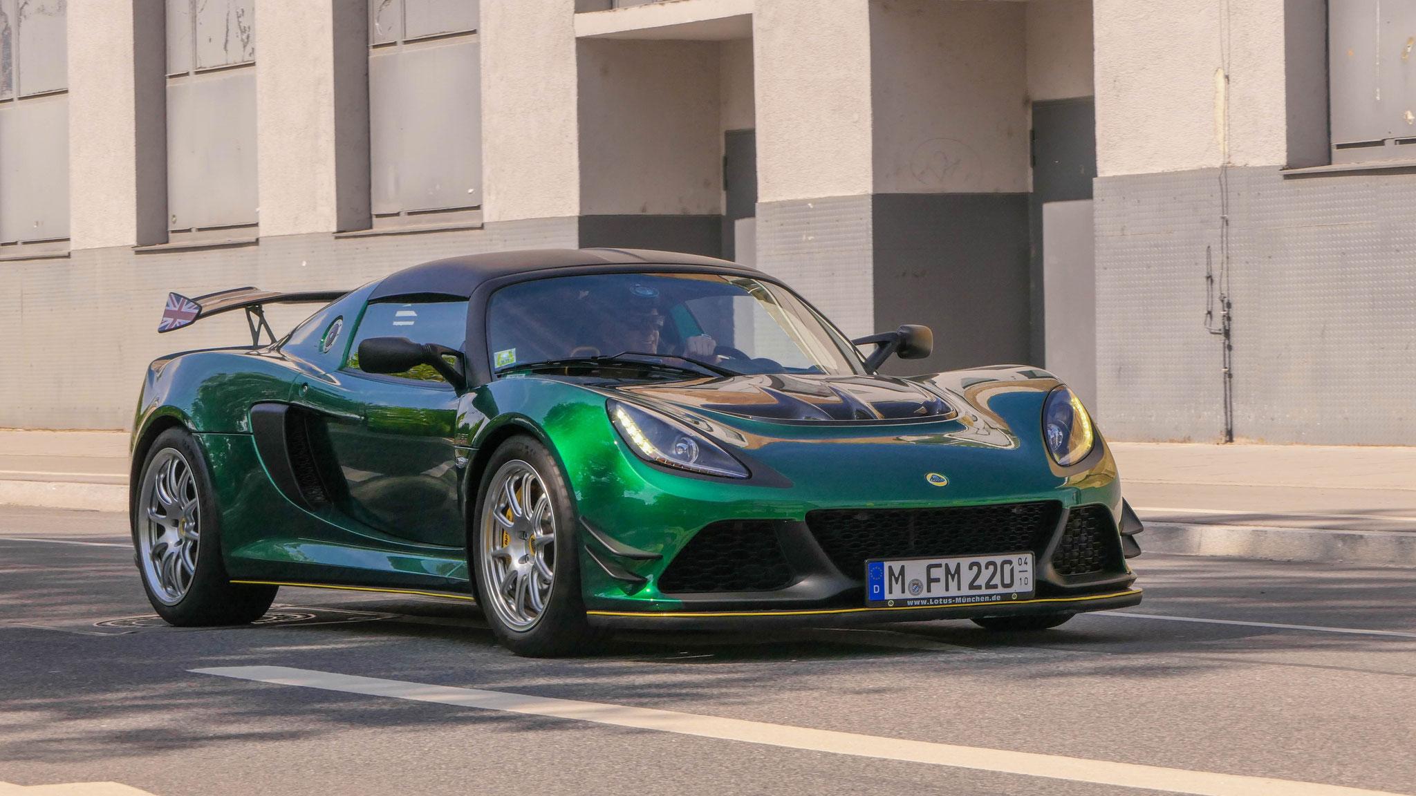 Lotus Exige 380 Sport - M-FM-220