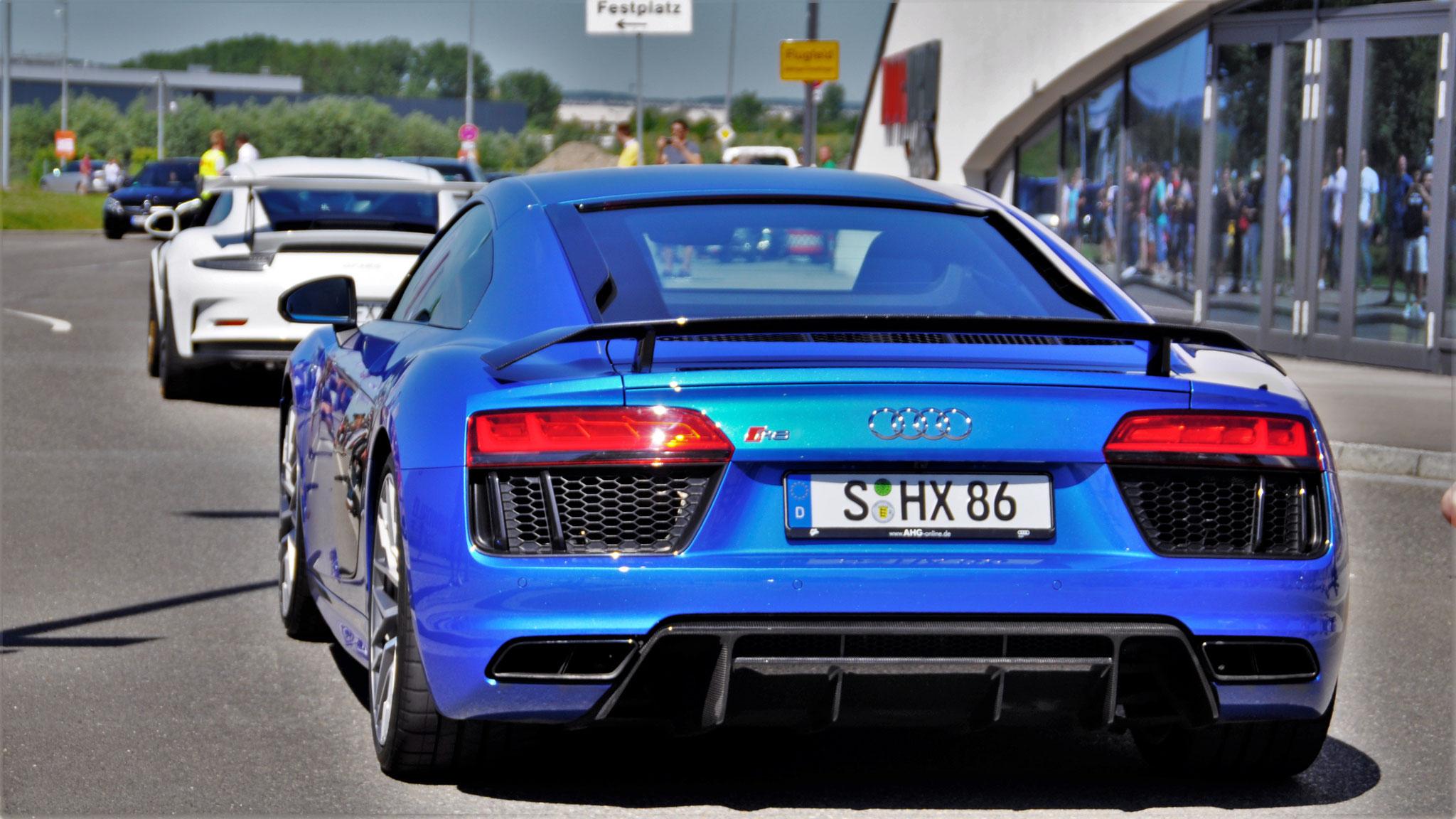 Audi R8 V10 - S-HX-86