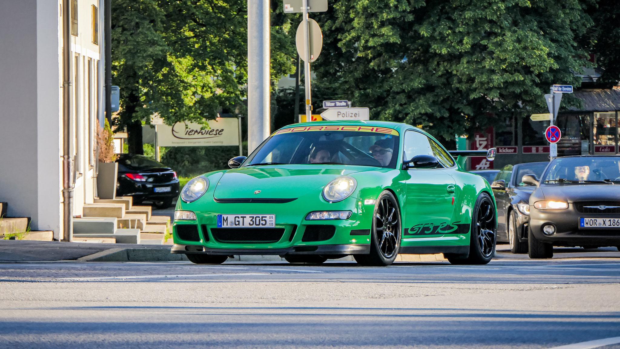 Porsche 911 GT3 RS - M-GT-305