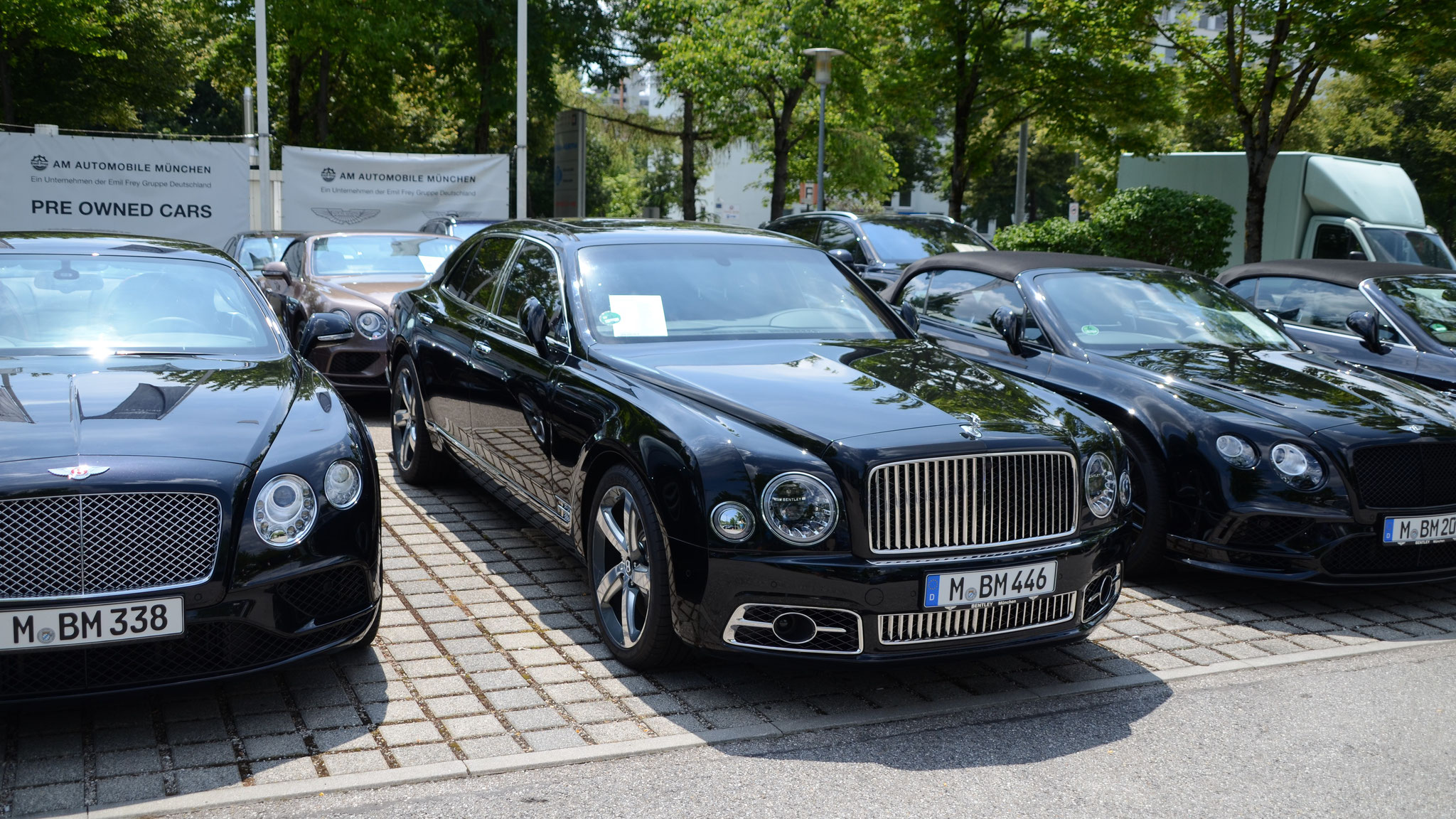 Bentley Mulsanne - M-BM-446