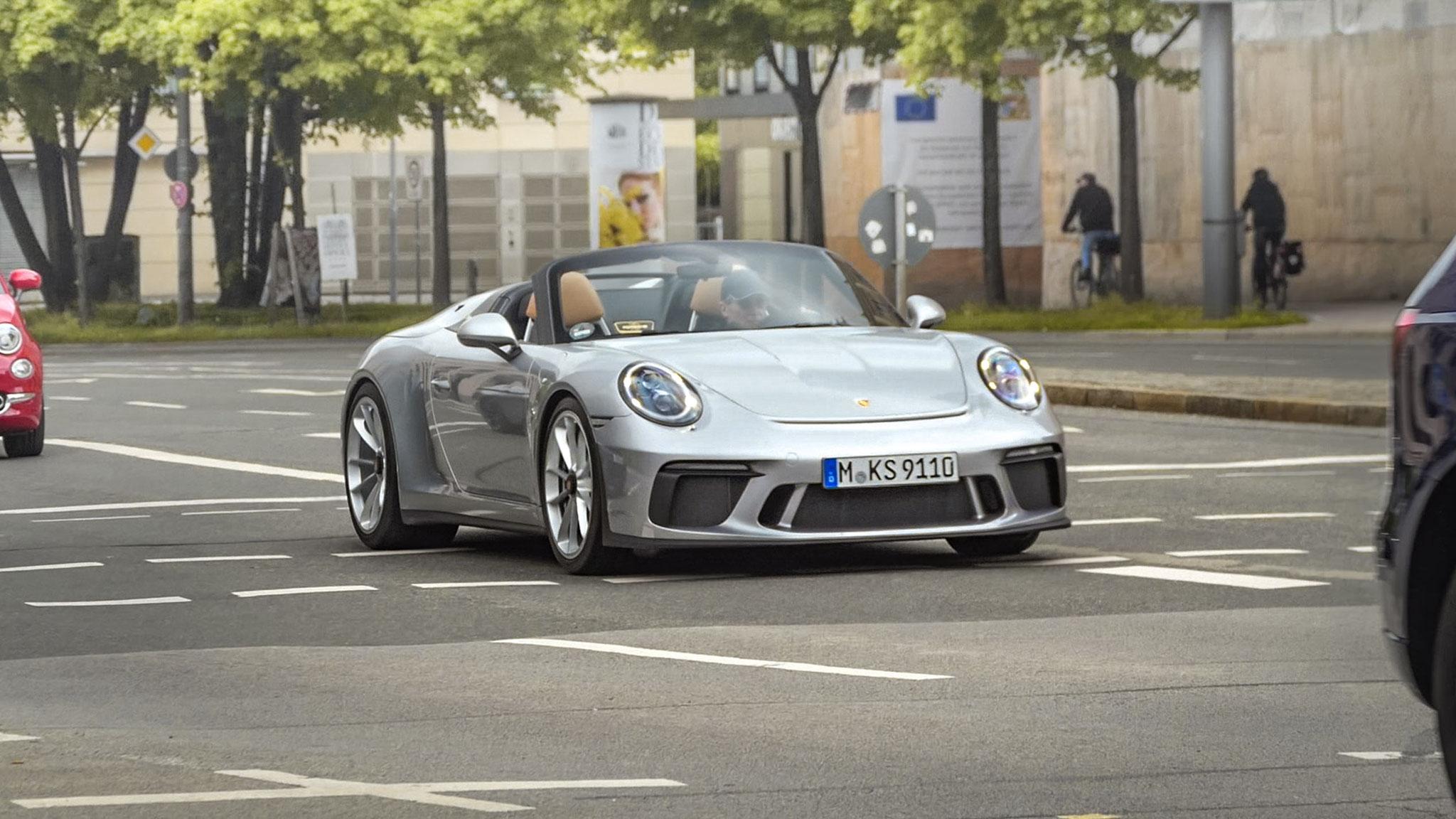 Porsche 991 Speedster - M-KS-9110