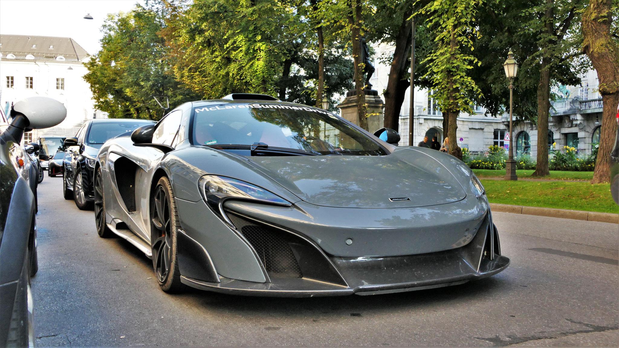 McLaren 675 LT - ME-LT-675
