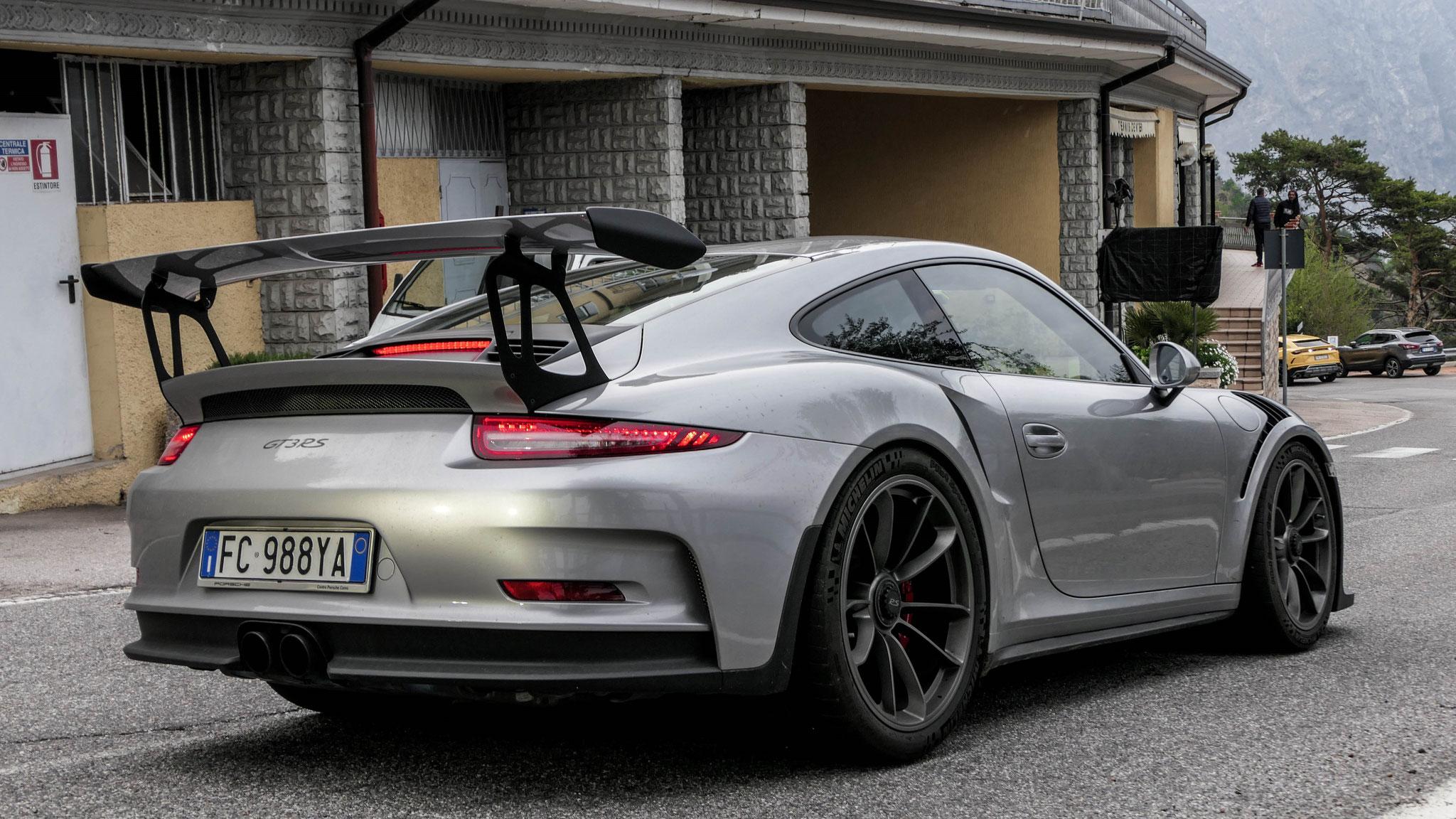 Porsche 911 GT3 RS - FC-988-YA (ITA)