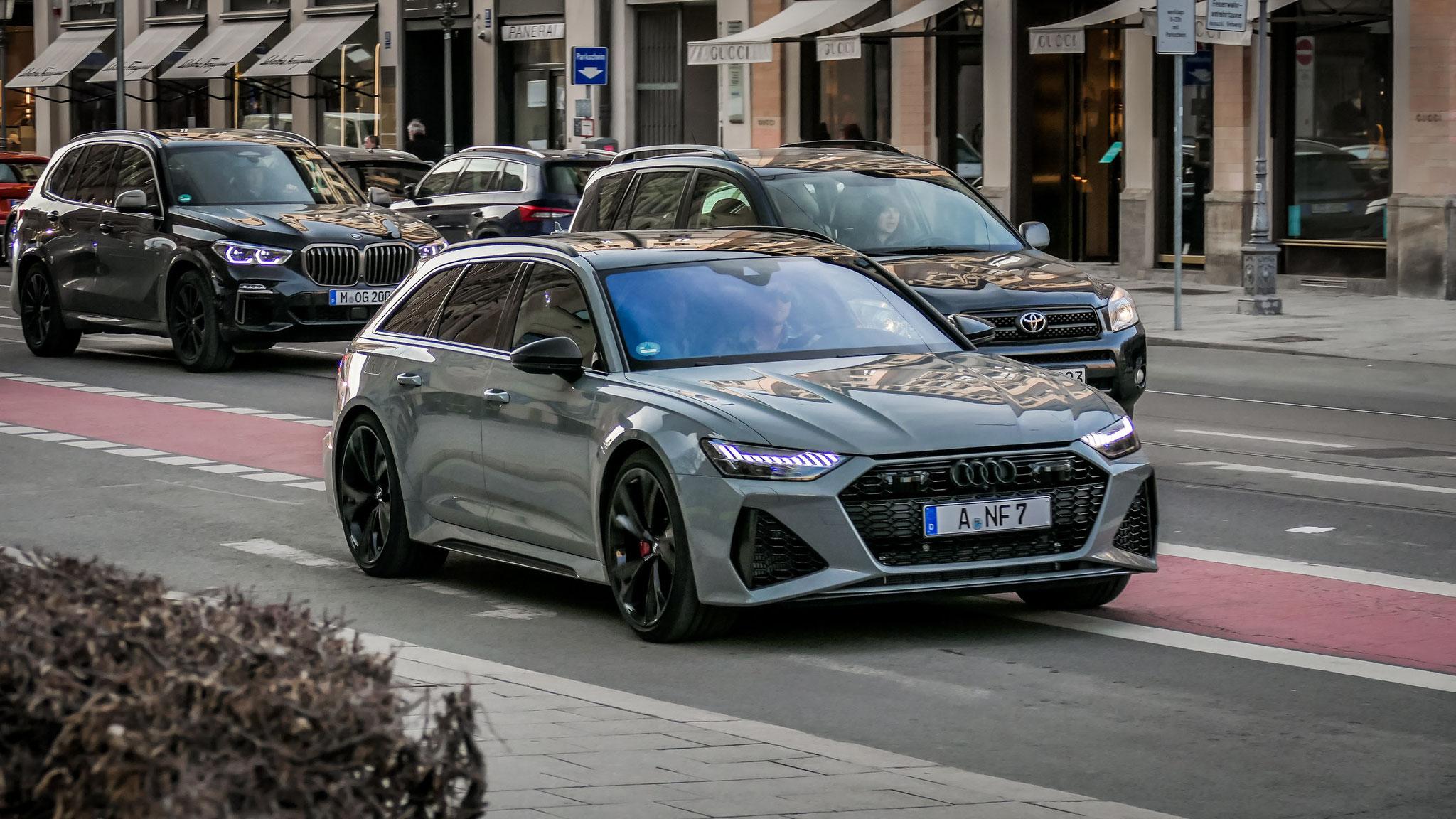 Audi RS6 - A-NF-7
