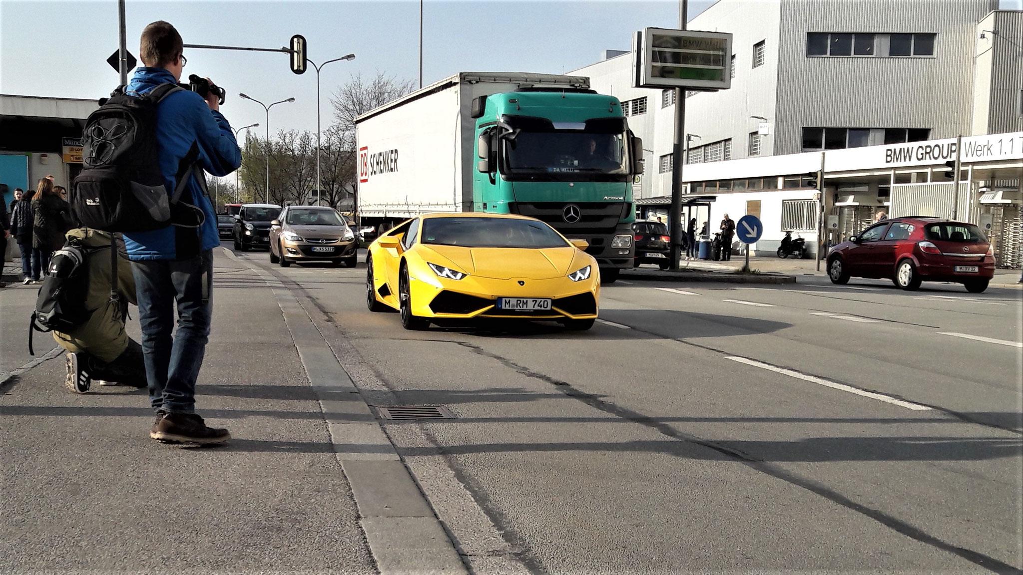 Lamborghini Huracan - M-LM-740
